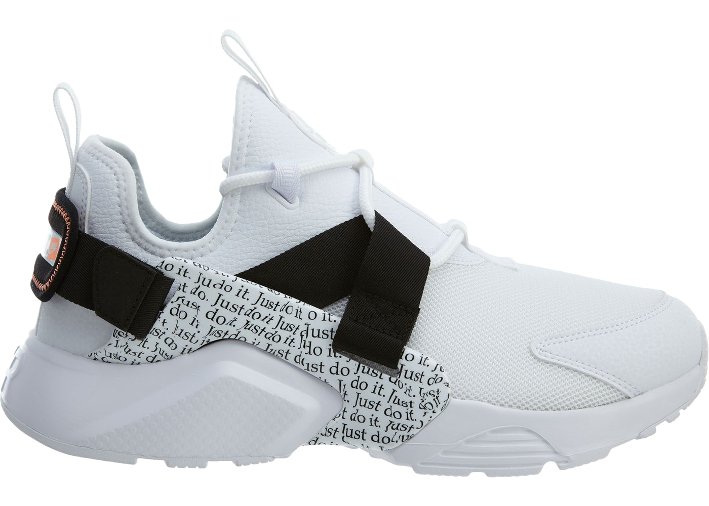 new concept 249d7 cca8e Air Huarache City Low Just Do It Pack White (W) - AO3140-100