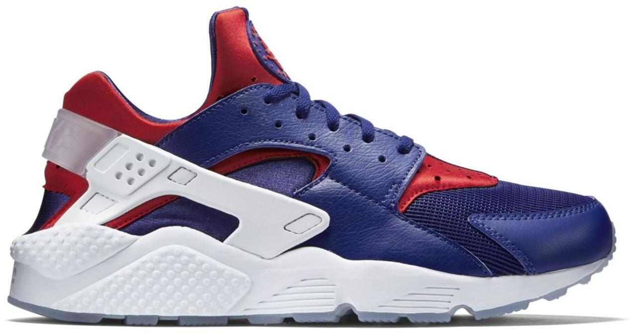 low price 100% high quality website for discount Air Huarache City Pack London in Royal/University Red
