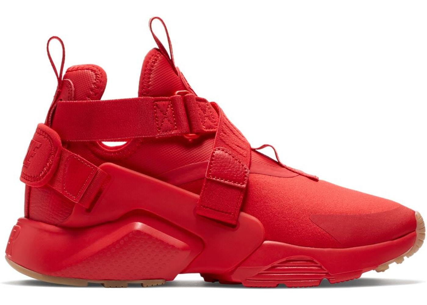 Nike Air Huarache City Speed Red (W)