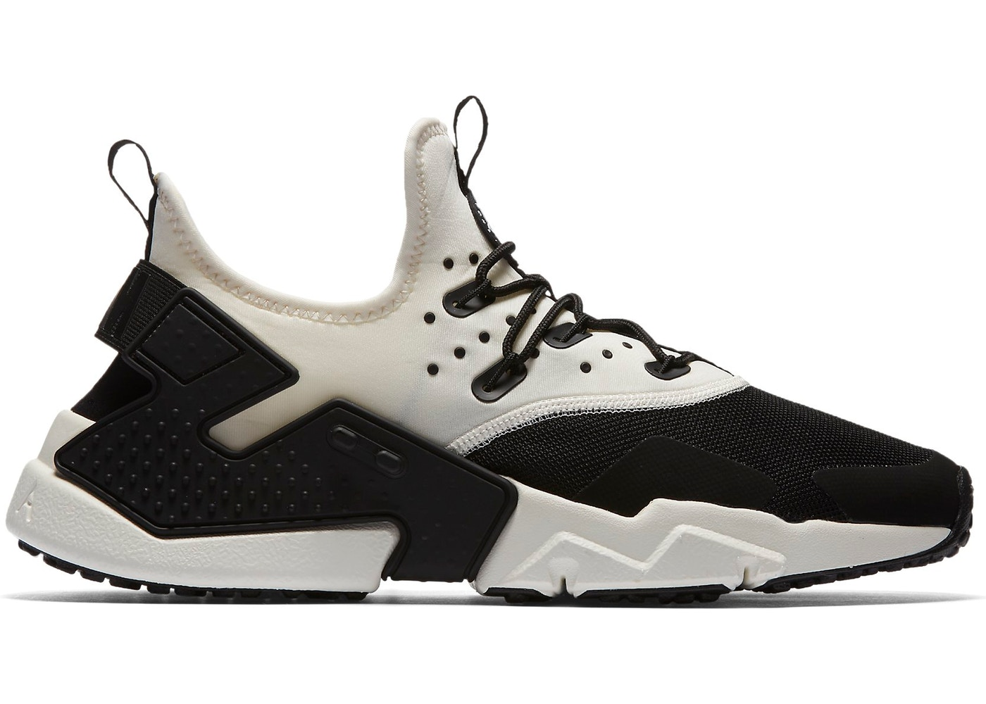 54f11780c5 Air Huarache Drift Black Sail - AH7334-002