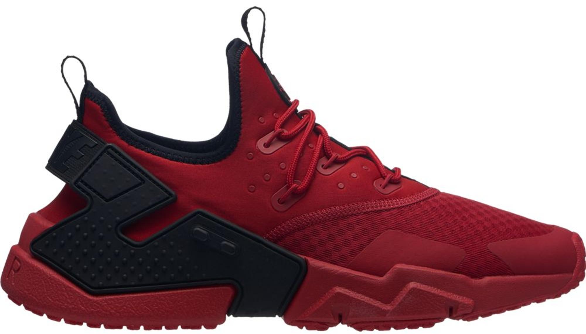 Nike Air Huarache Drift Gym Red Black