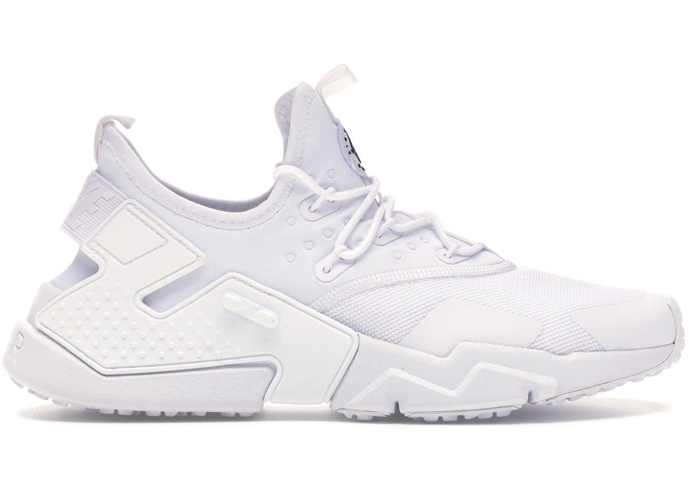 6aaa4f5b70 Air Huarache Drift Triple White - AH7334-100