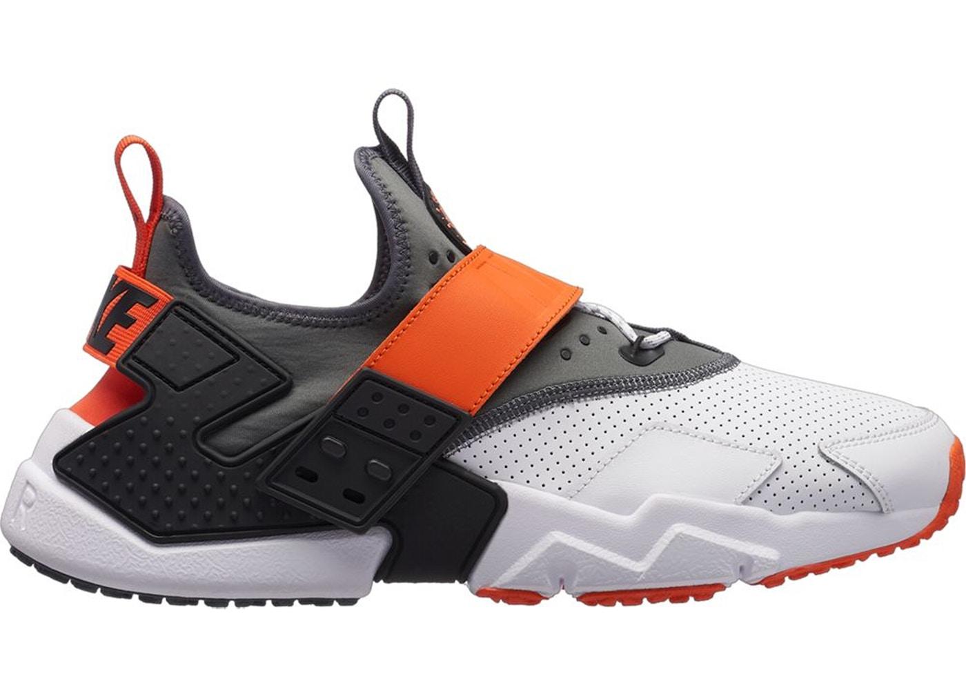Nike Air Huarache arancione
