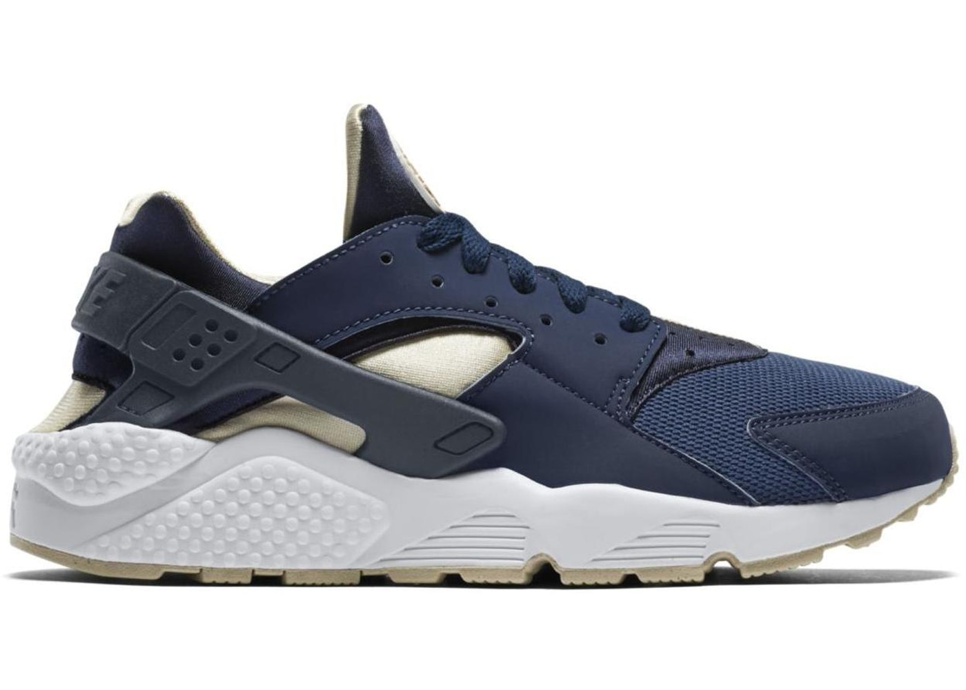 check out 6dc45 35249 Air Huarache Midnight Navy Rattan - 318429-410