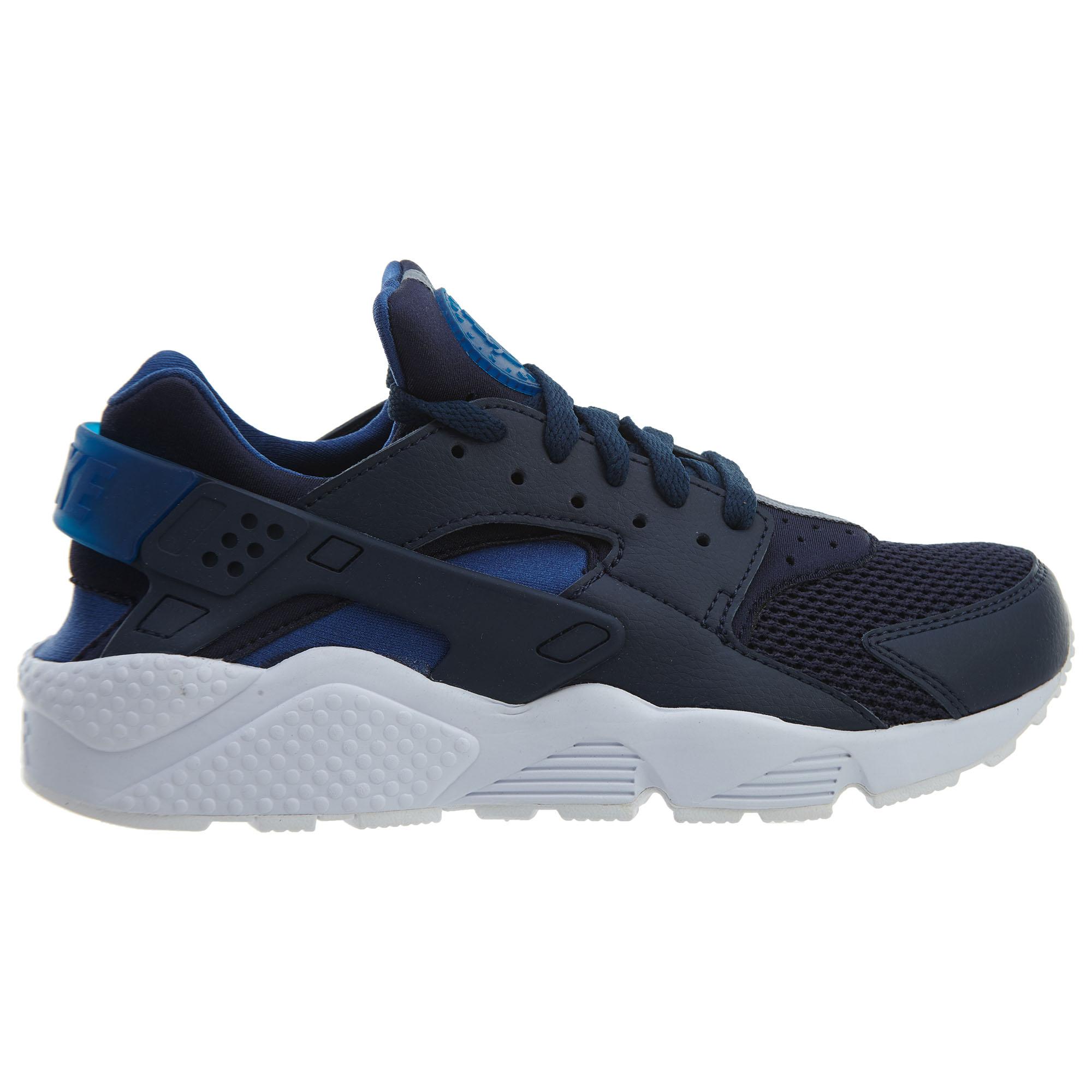 Nike Air Huarache azzurro