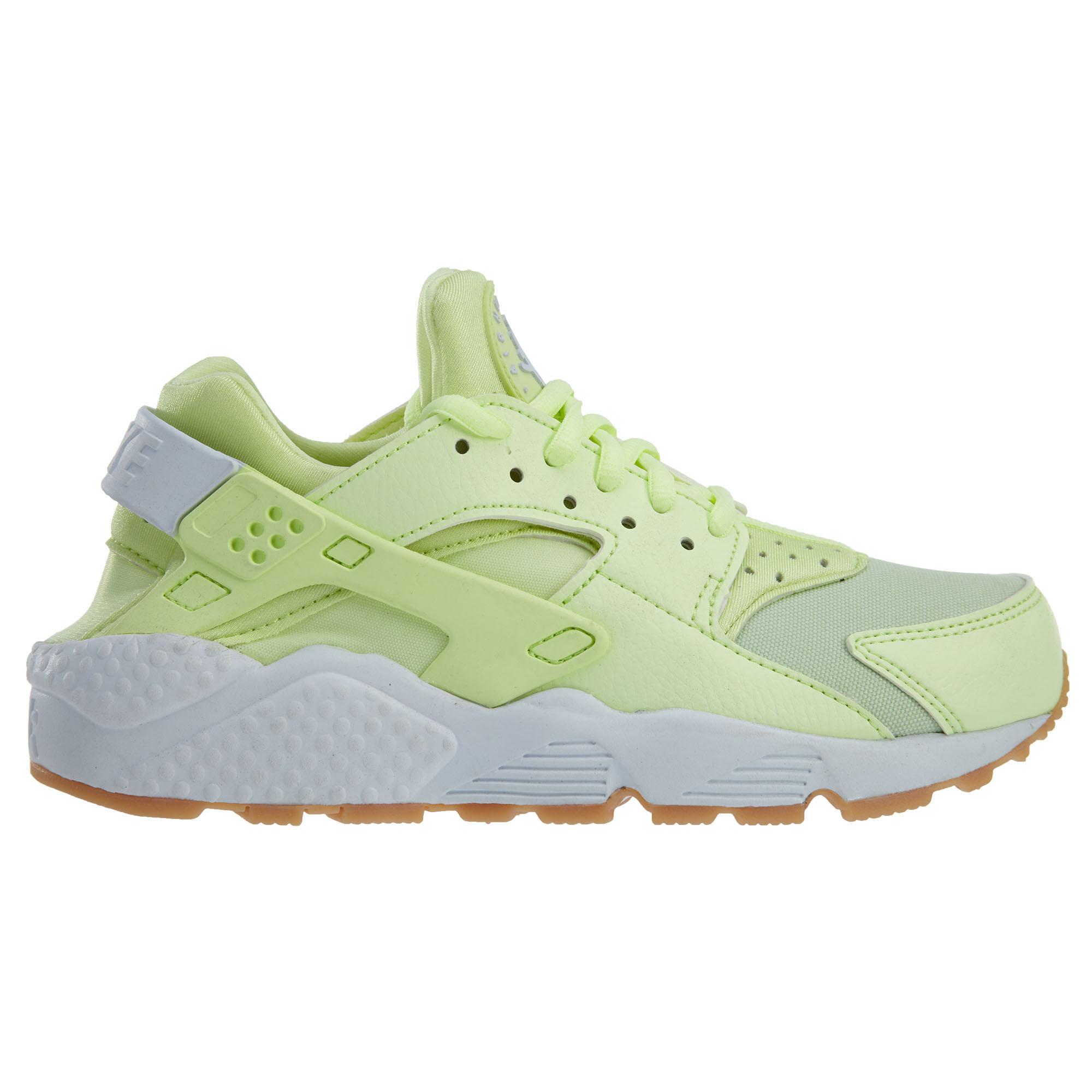 Nike Air Huarache Run Barely Volt White