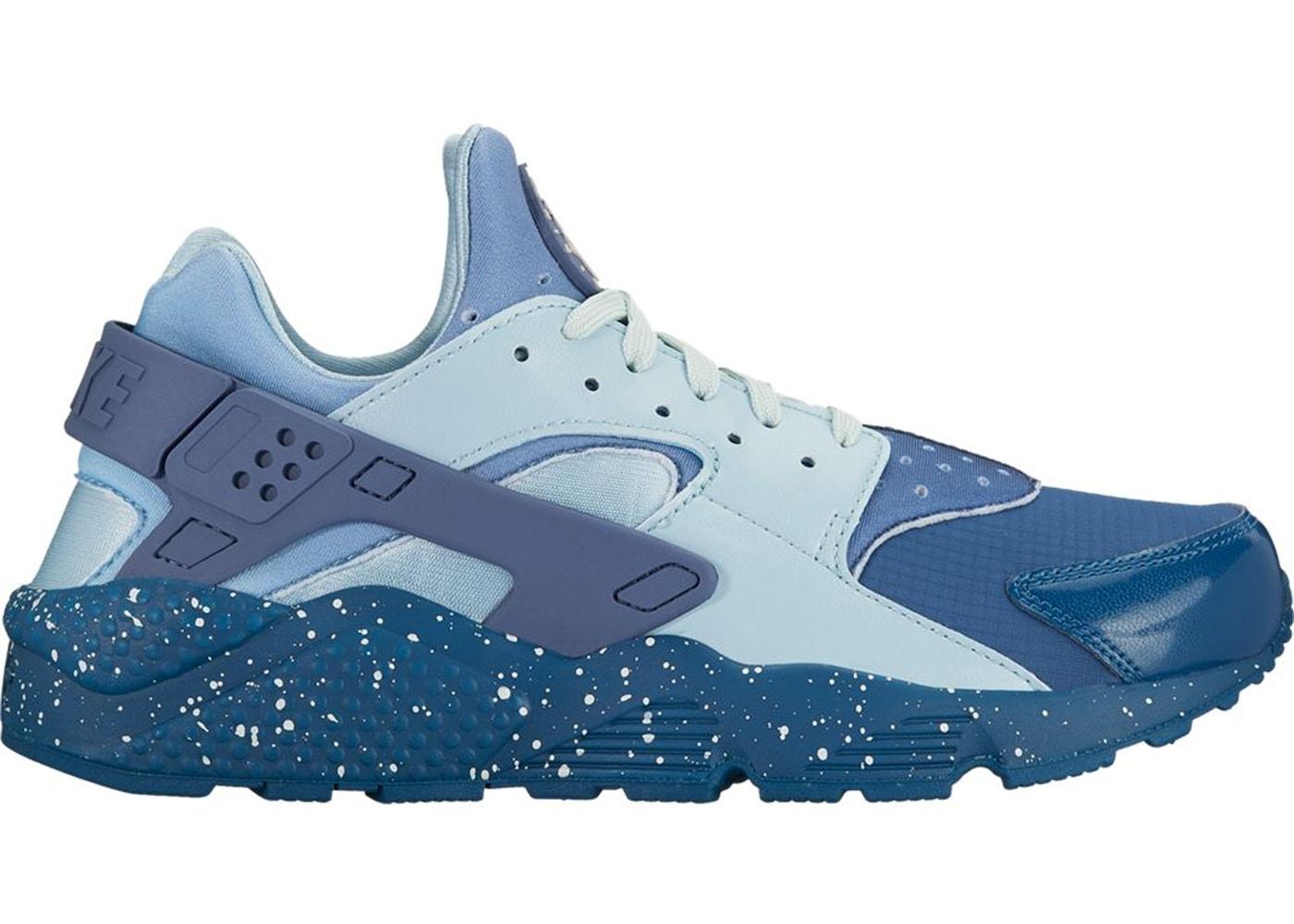 Nike Air Huarache Run Blue Force
