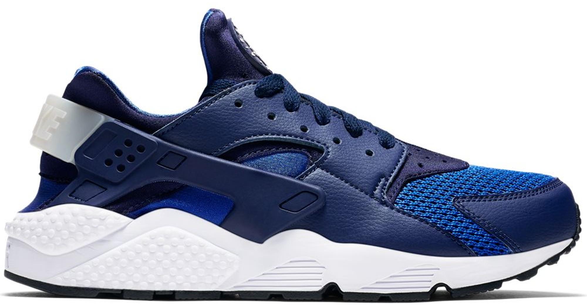 Nike Air Huarache Run Blue Void