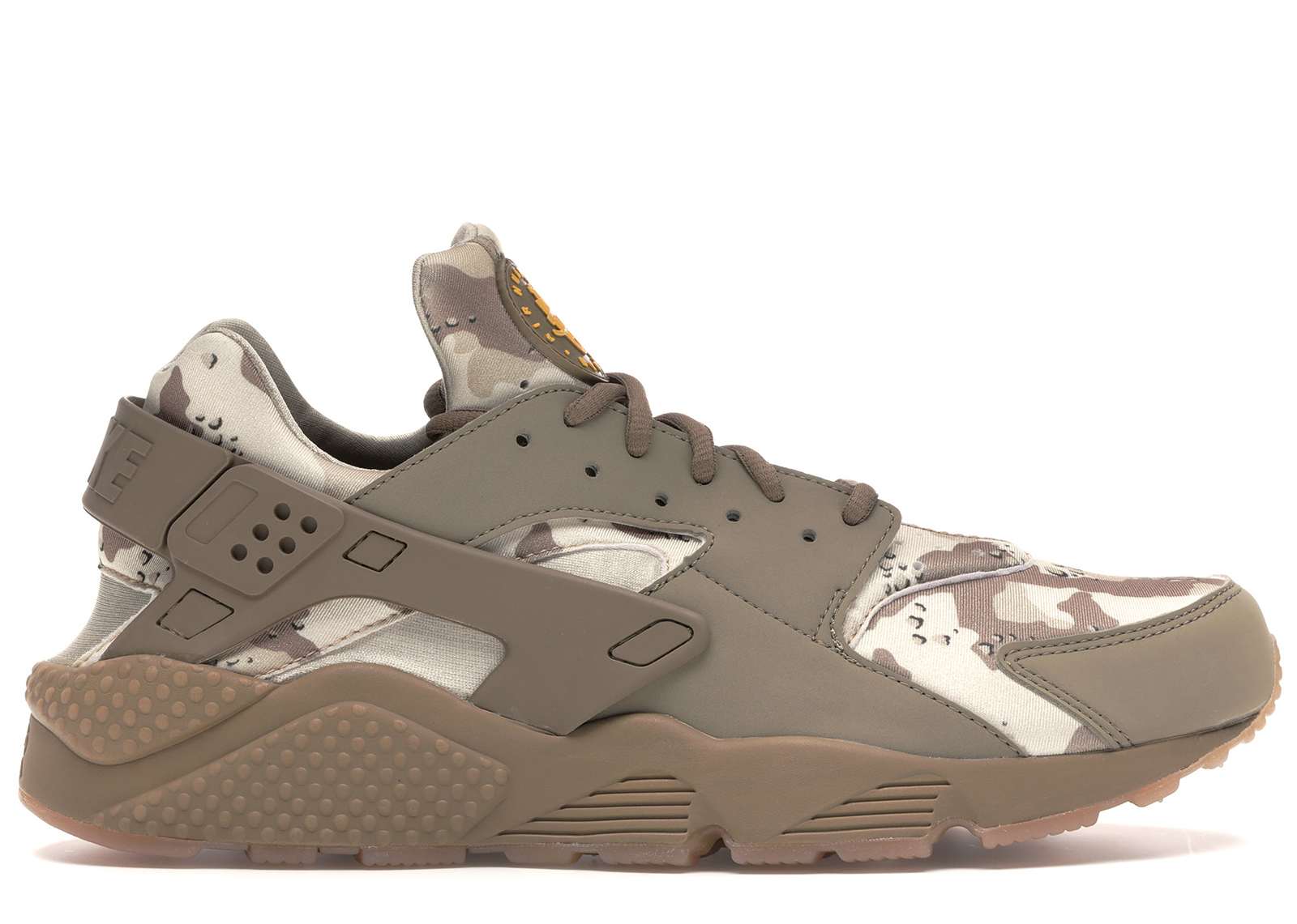 Nike Air Huarache Run Desert Camo