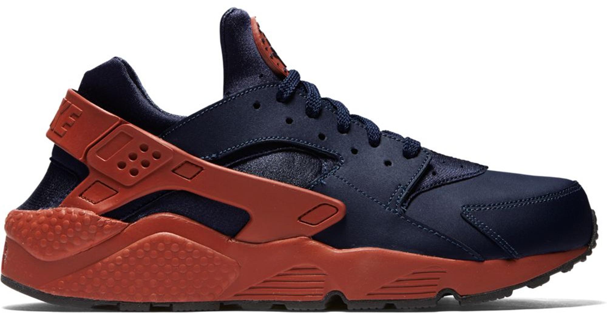 Nike Air Huarache Run Obsidian Mars