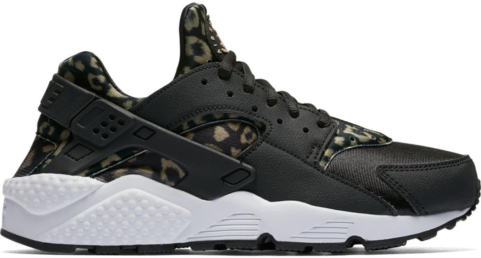 Nike Air Huarache Run Print Leopard