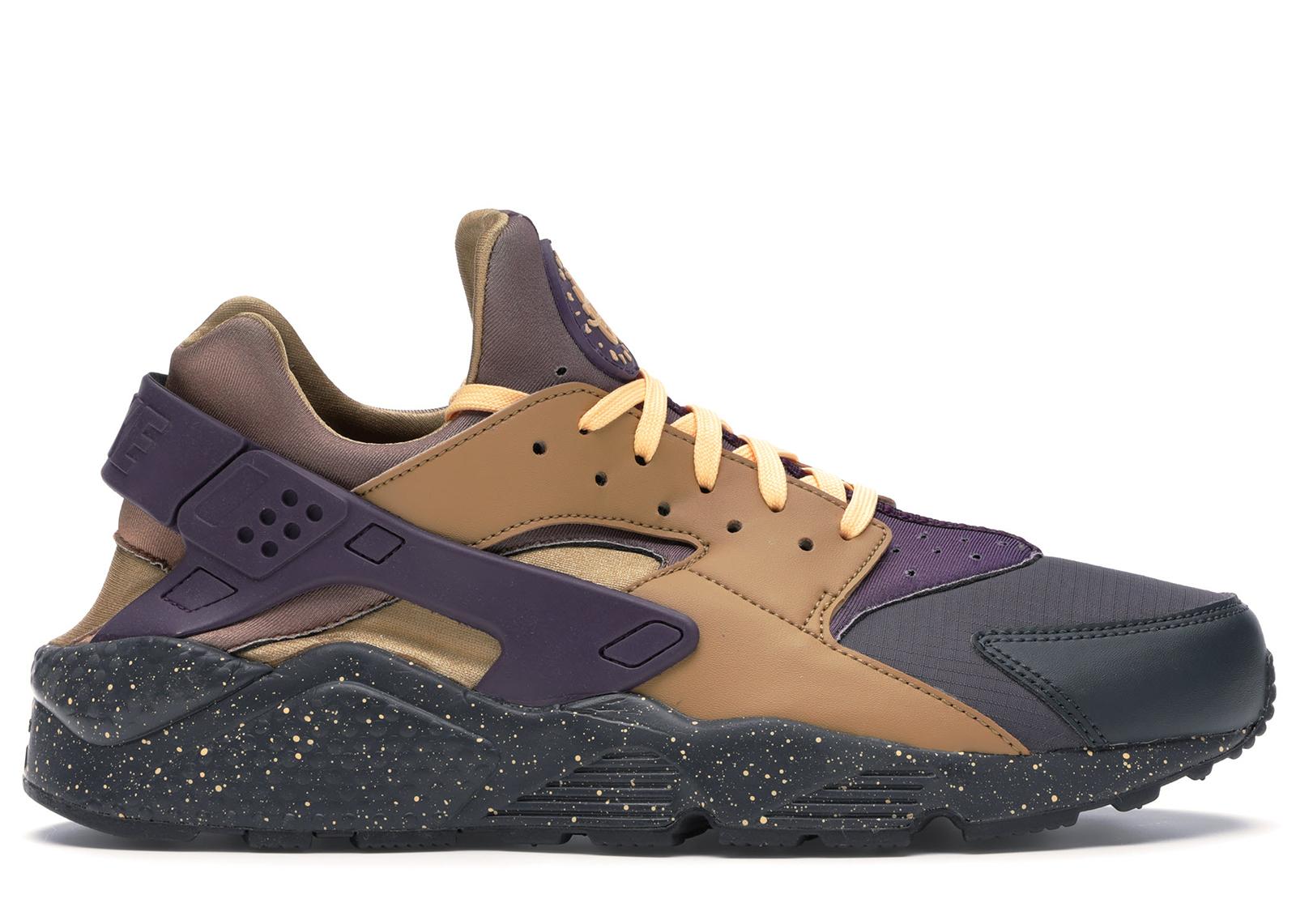Nike Air Huarache Run Pro Purple