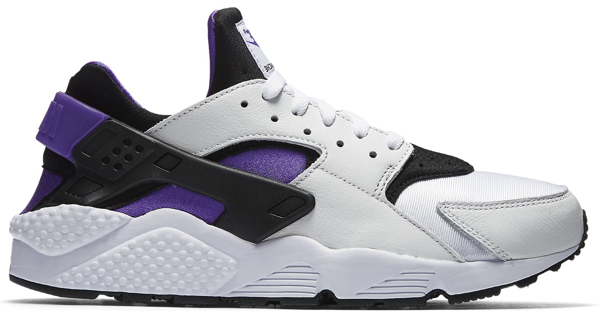 Air Huarache Run 91 Purple Punch