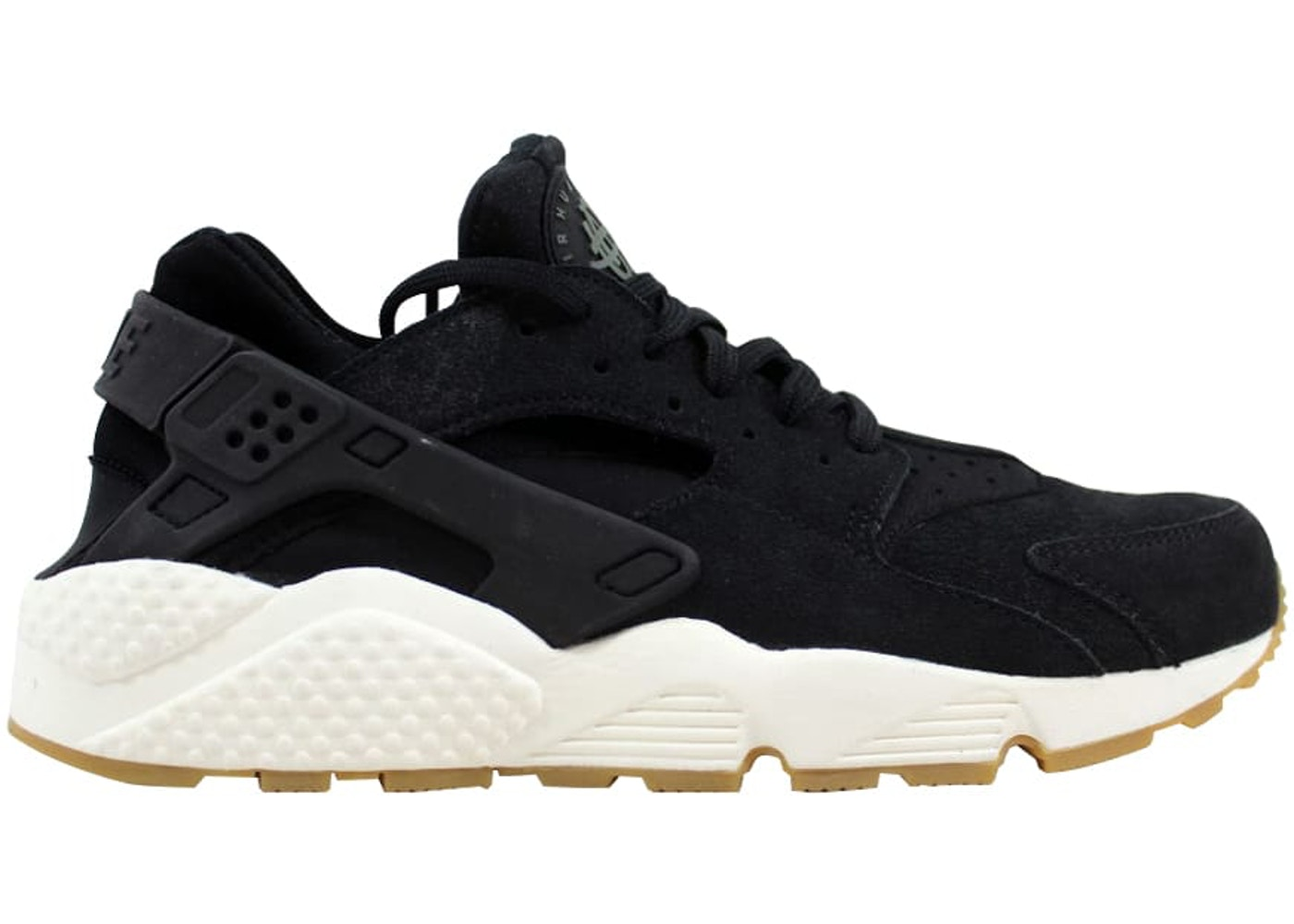 super popular 0e154 4f8f7 Nike Air Huarache Run SD Black/Deep Green-Sail (W)