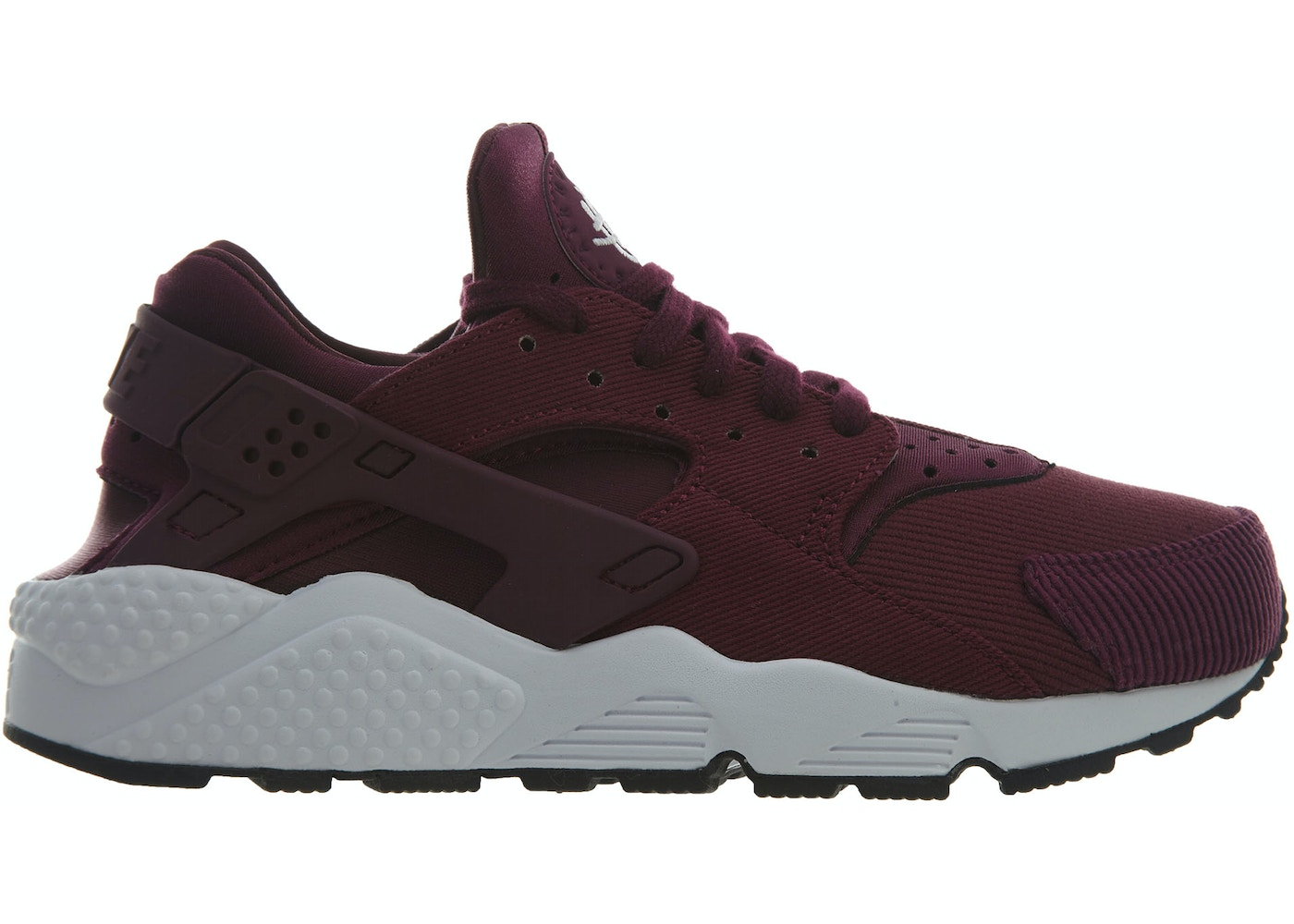 16c46b021bf9d Air Huarache Run Se Bordeaux Bordeaux-Black-White (W) - 859429-601