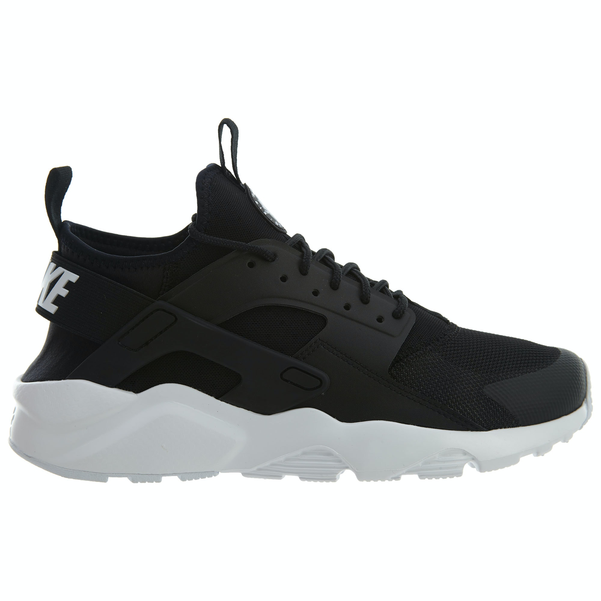 Air Huarache Run Ultra Black White