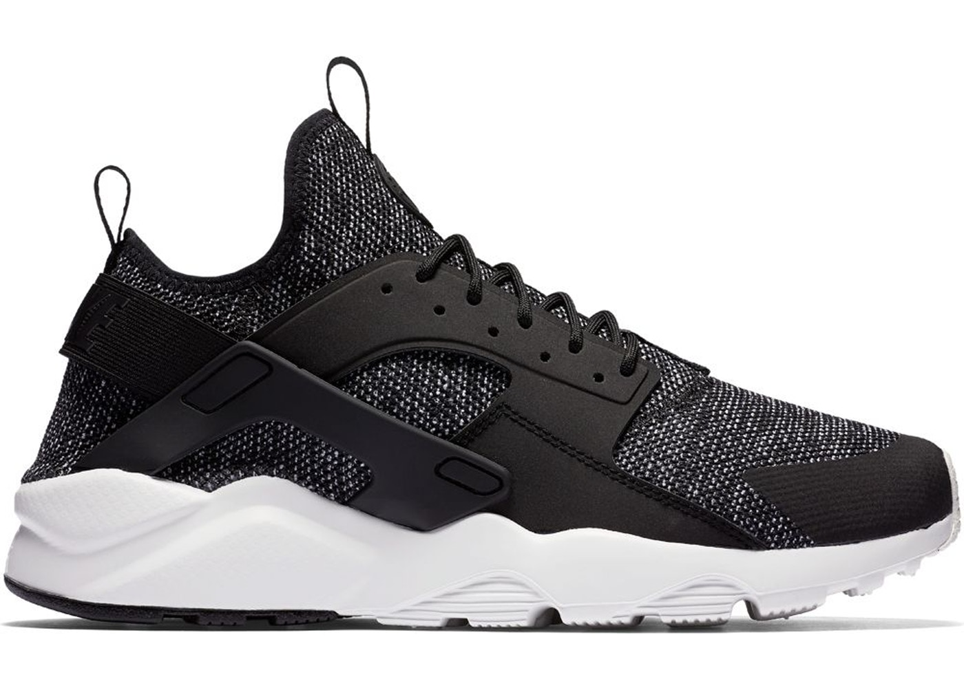 Air Huarache Run Ultra Breathe Black Summit White - 833147-003