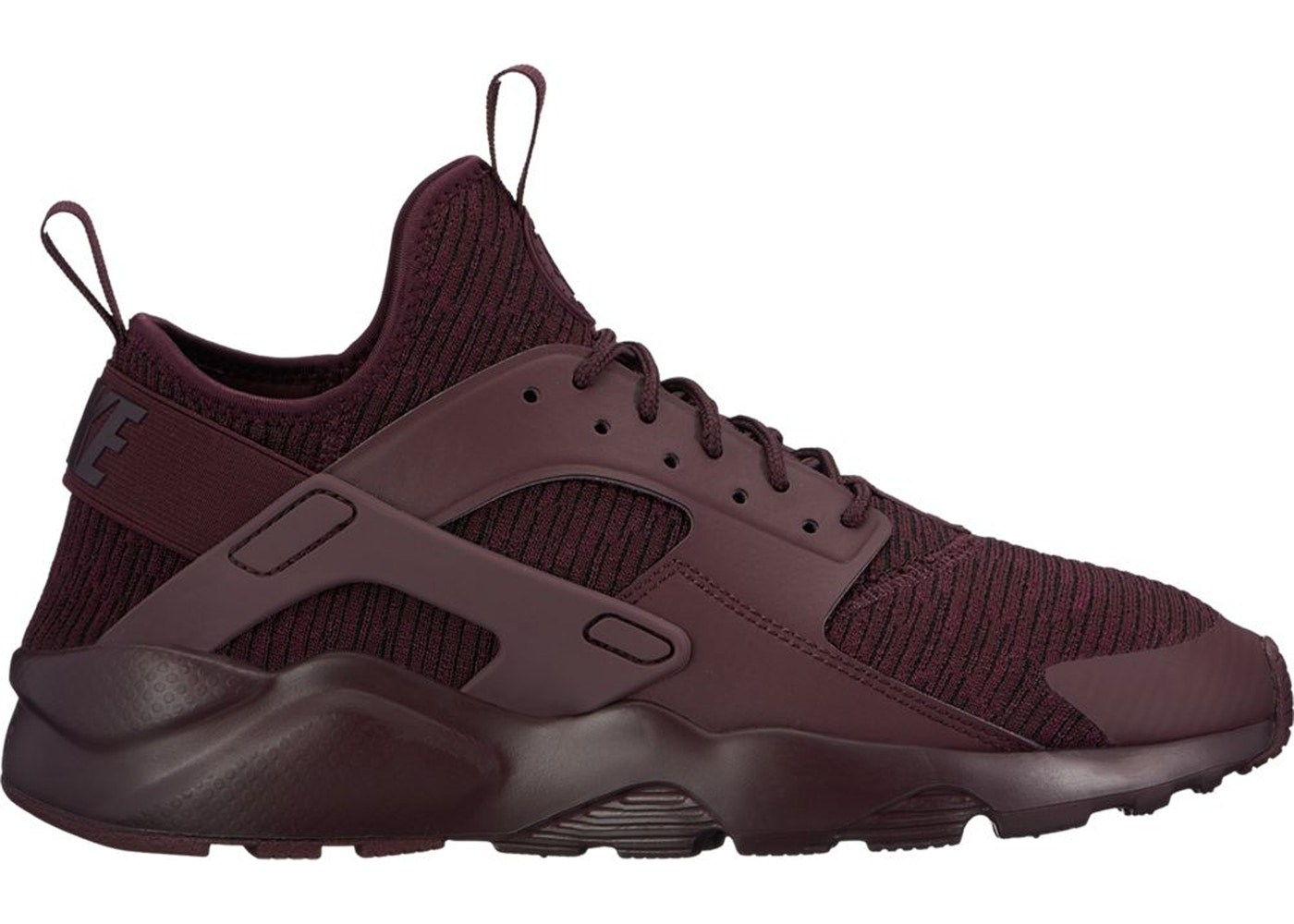 wholesale dealer f23f8 7c7a1 all burgundy huaraches