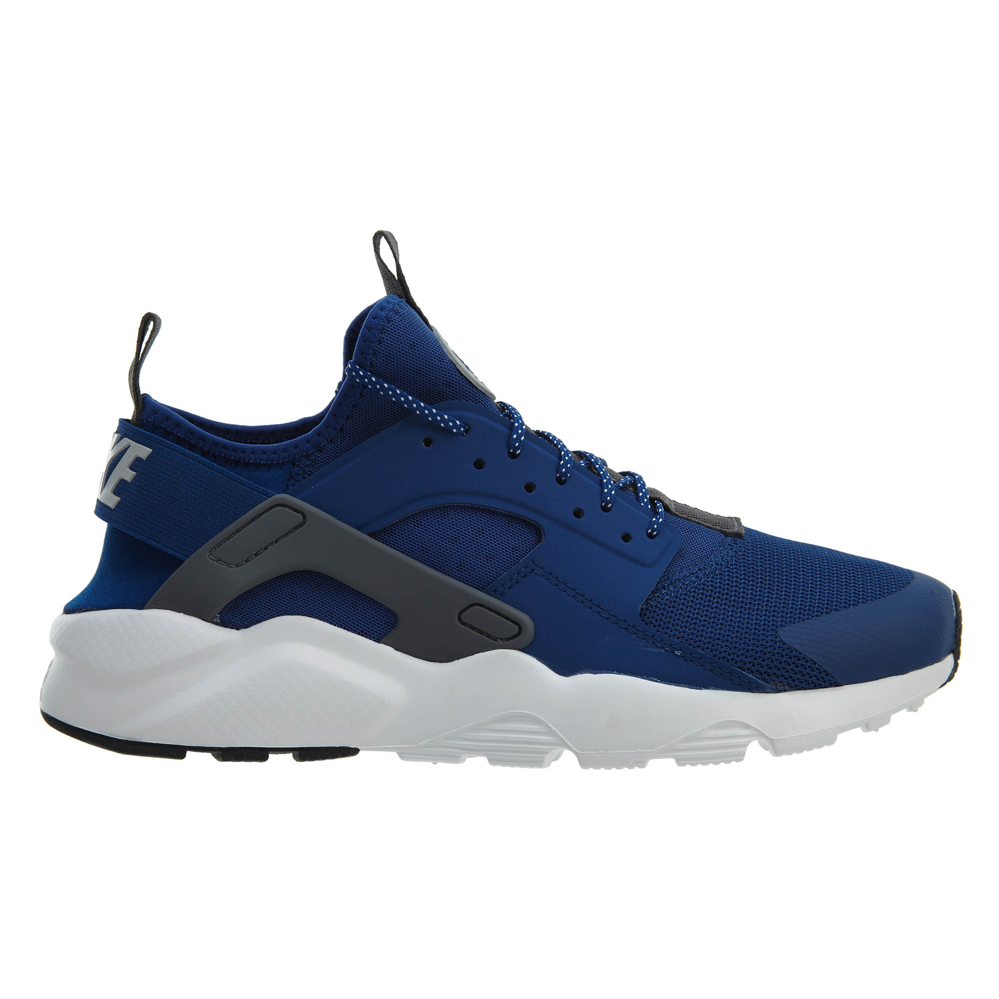 shopping official shop exquisite style Pre-Owned Nike Air Huarache Run Ultra Gym Blue Wolf Grey-white In ...