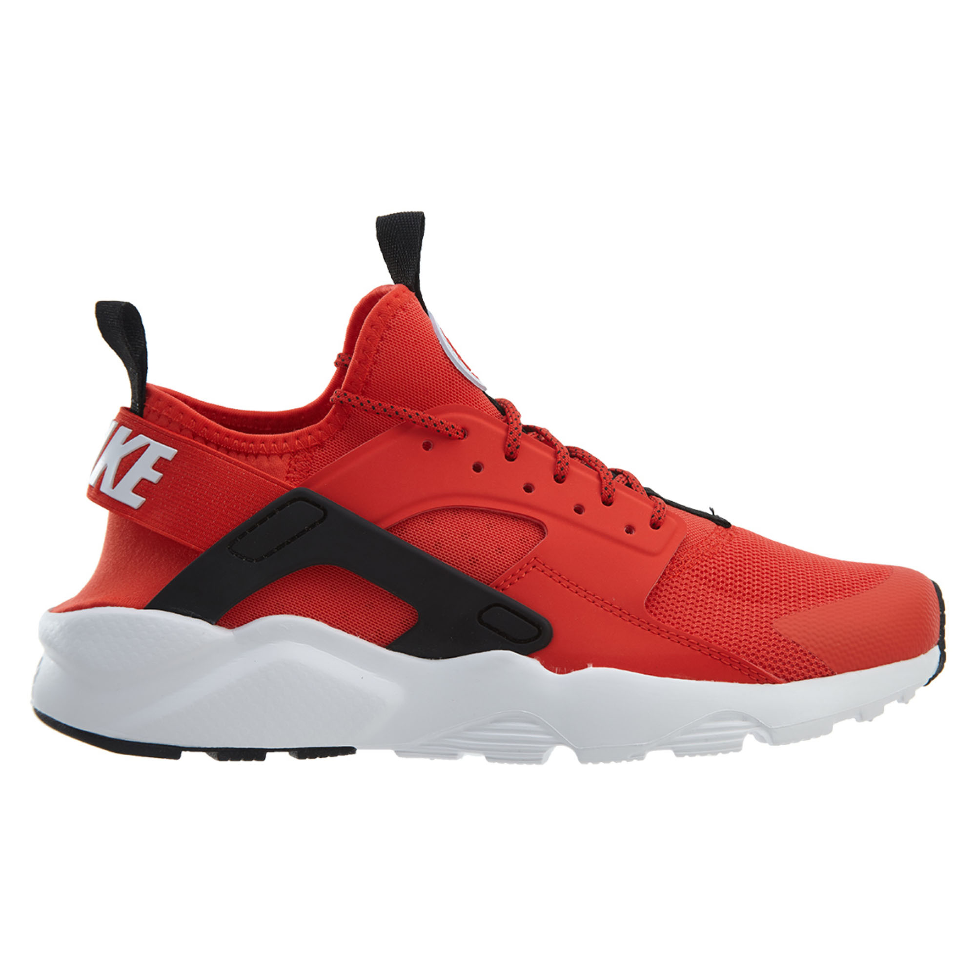 Air Huarache Run Ultra Habanero Red White White Black