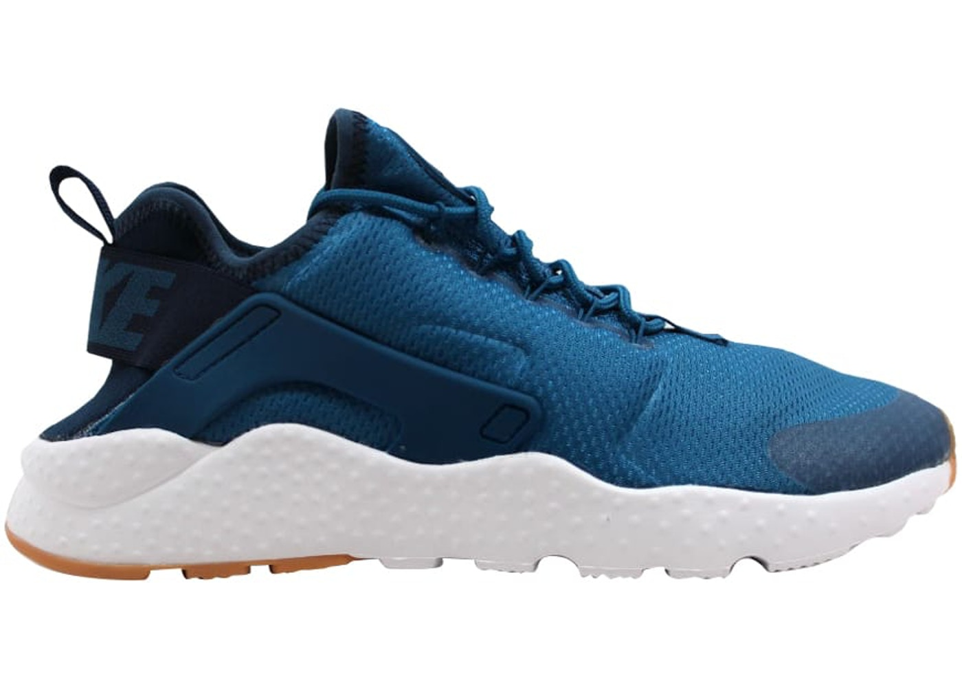 huge selection of 196cb eabd8 Nike Air Huarache Run Ultra Industrial Blue Midnight Navy (W ...