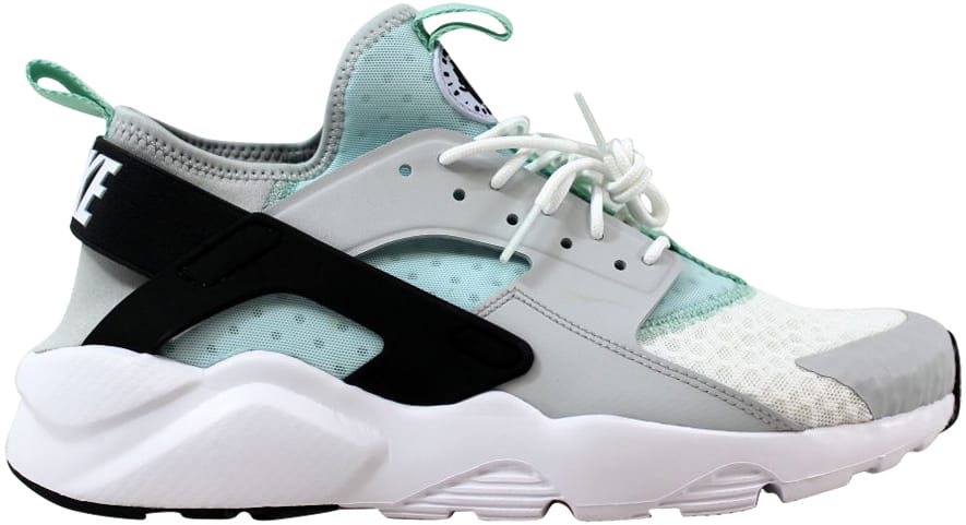 Nike Air Huarache Run Ultra Pure PlatinumBlack Igloo