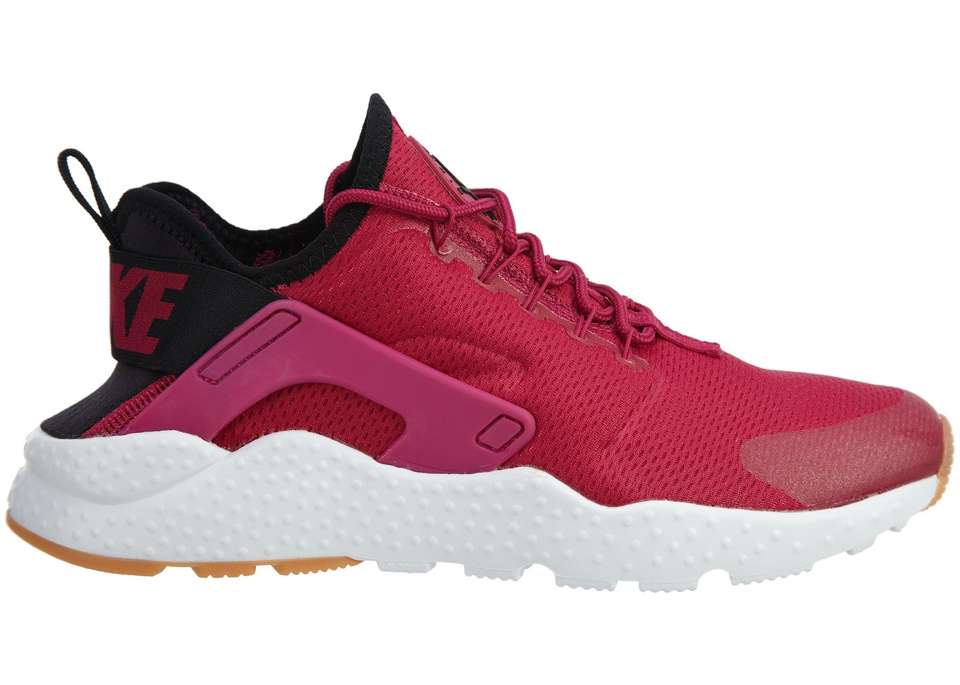 32c1ab1beca7 Air Huarache Run Ultra Sport Fuchsia Black-Gum Yellow (W)