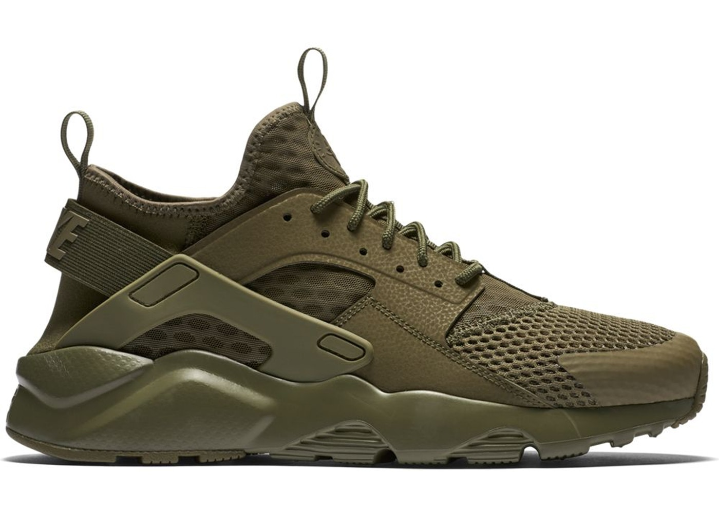 big sale 6c482 1e5af Air Huarache Run Ultra Triple Olive - 833147-200