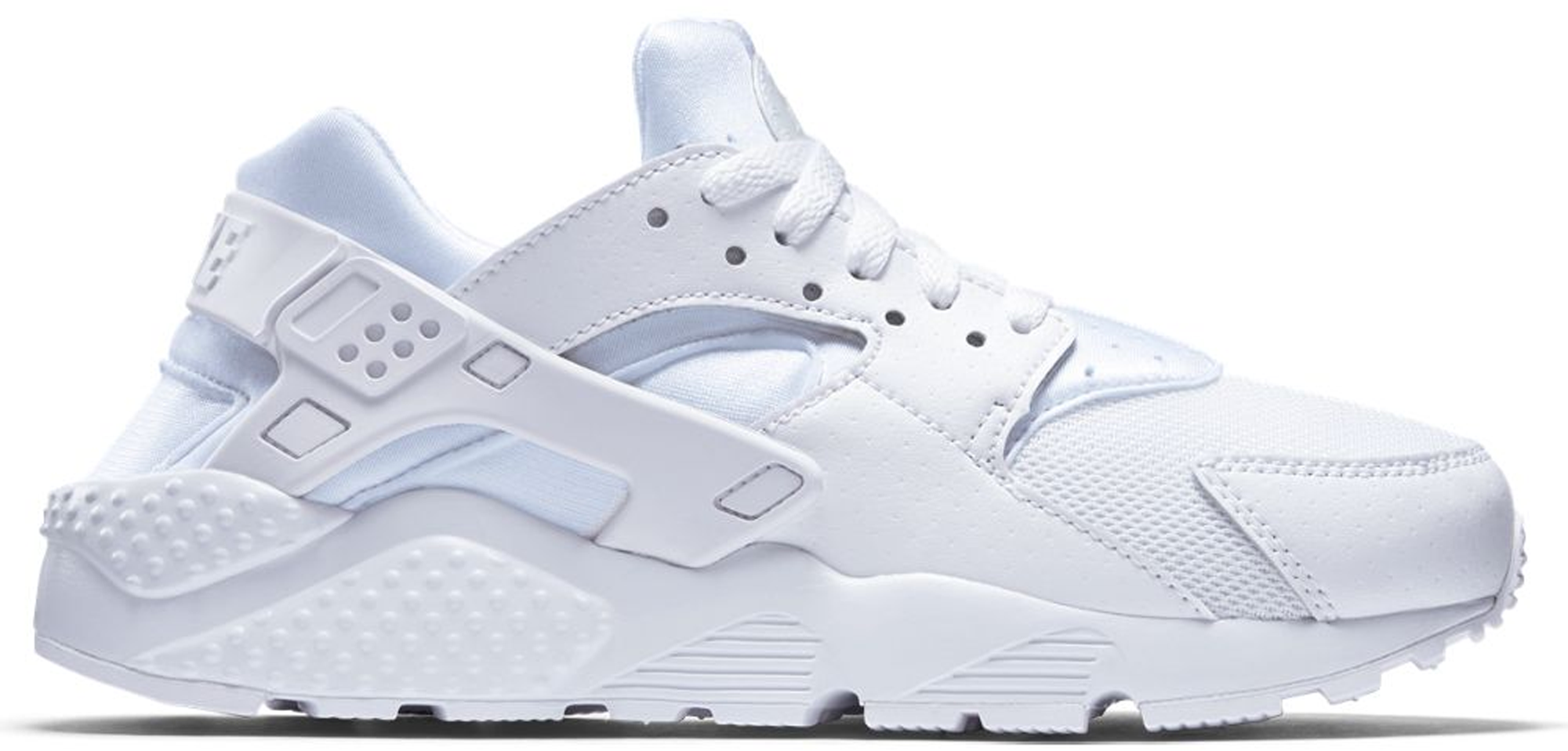Nike Air Huarache Run White Pure