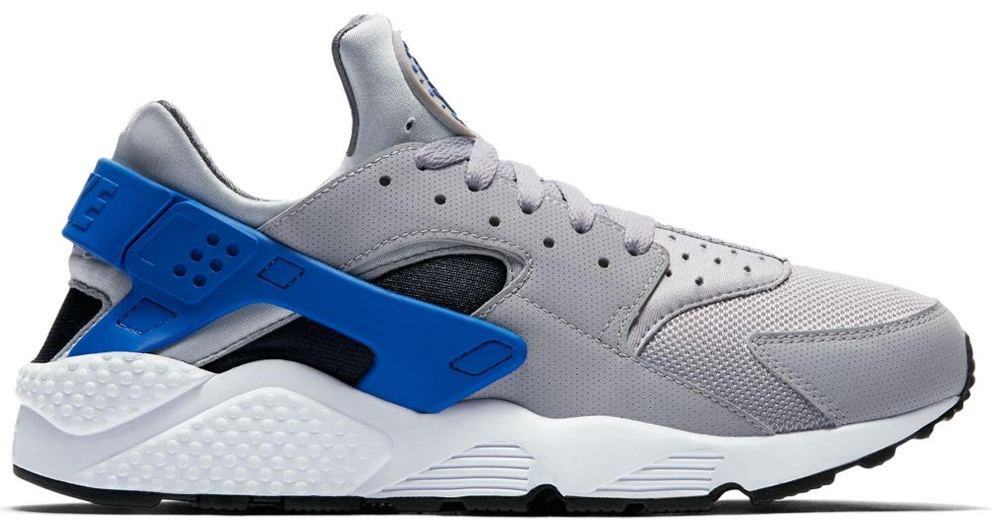 Nike Air Huarache Run Wolf Grey Game