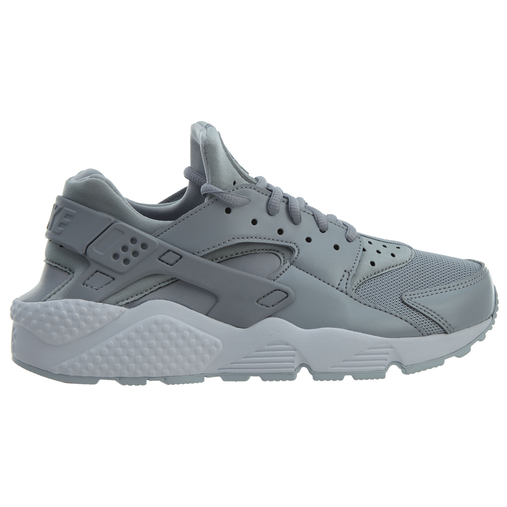 presenting amazing selection outlet for sale Air Huarache Run Wolf Grey Pure Platinum-White (W) in Wolf Grey/Pure  Platinum-White