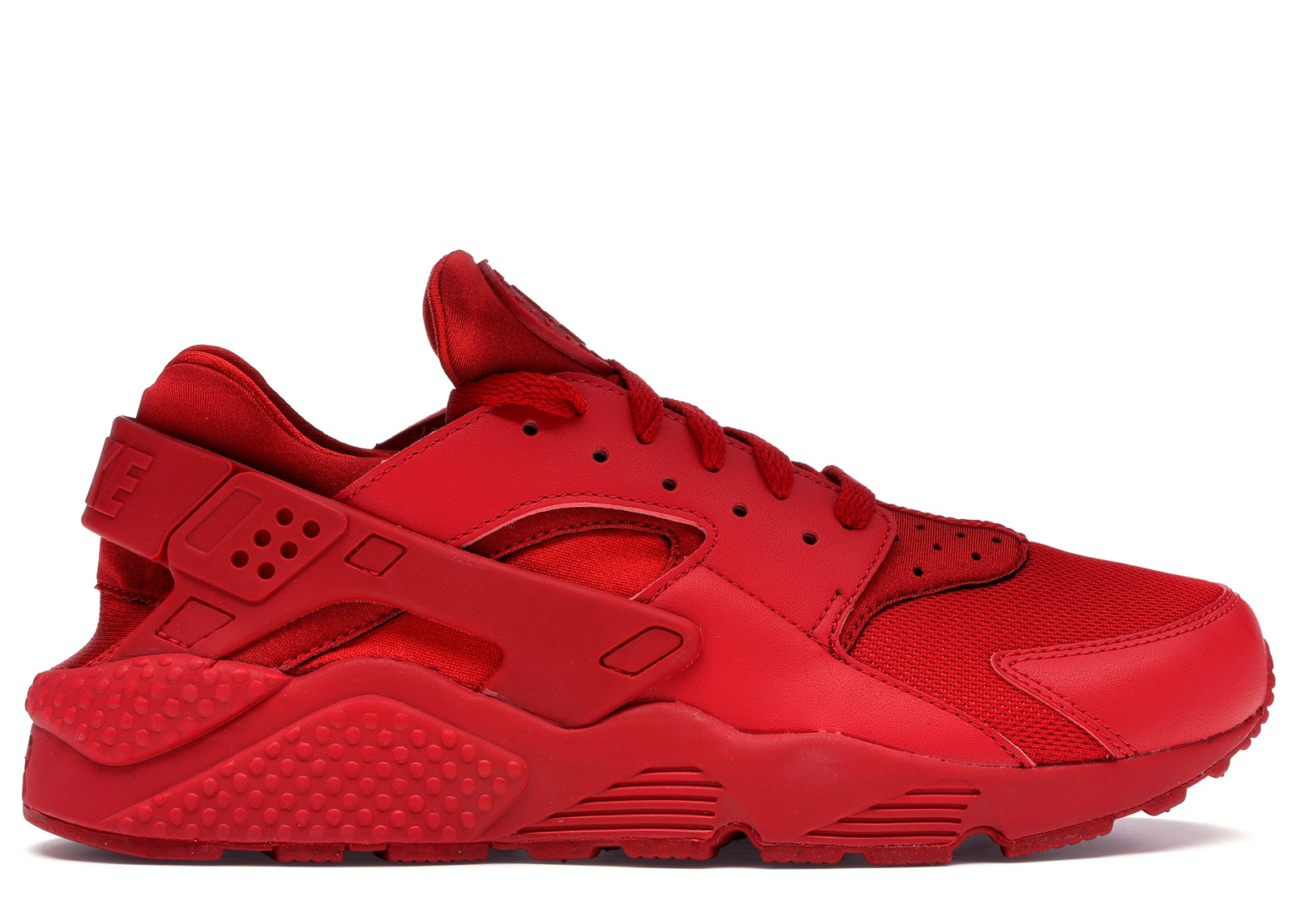 Air Huarache Triple Red