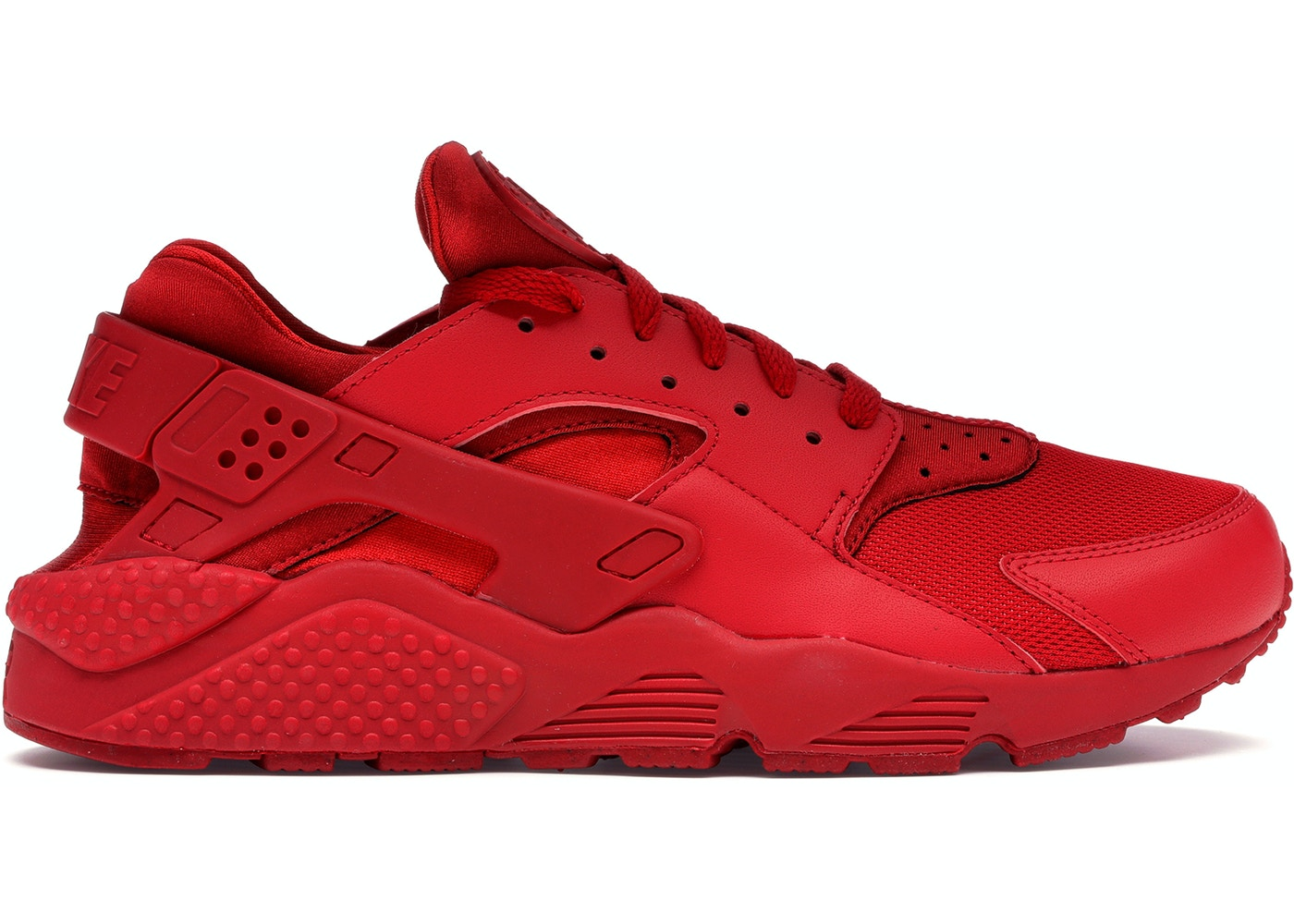 hot sale online 80bbd 55a97 Air Huarache Triple Red - 318429-660