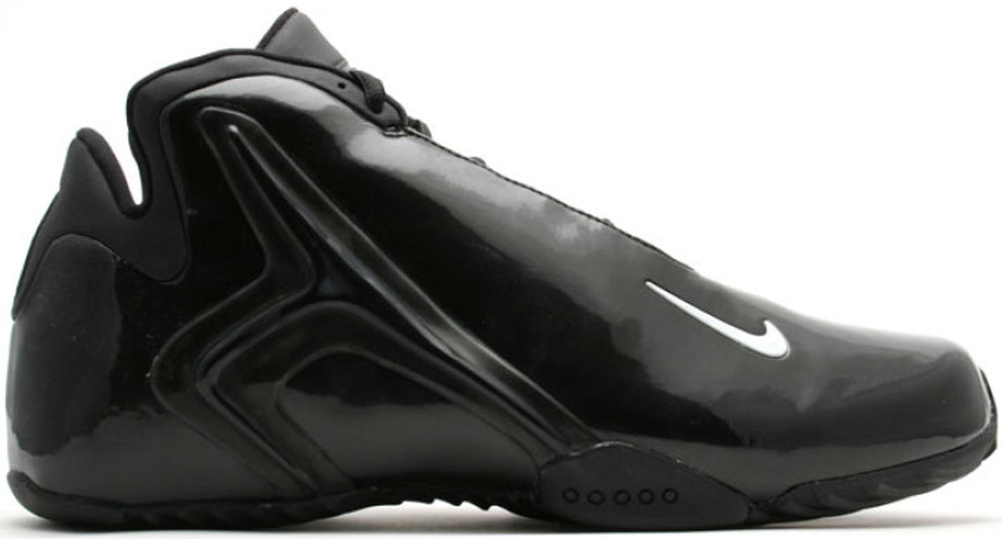 Nike Air Hyperflight Black White