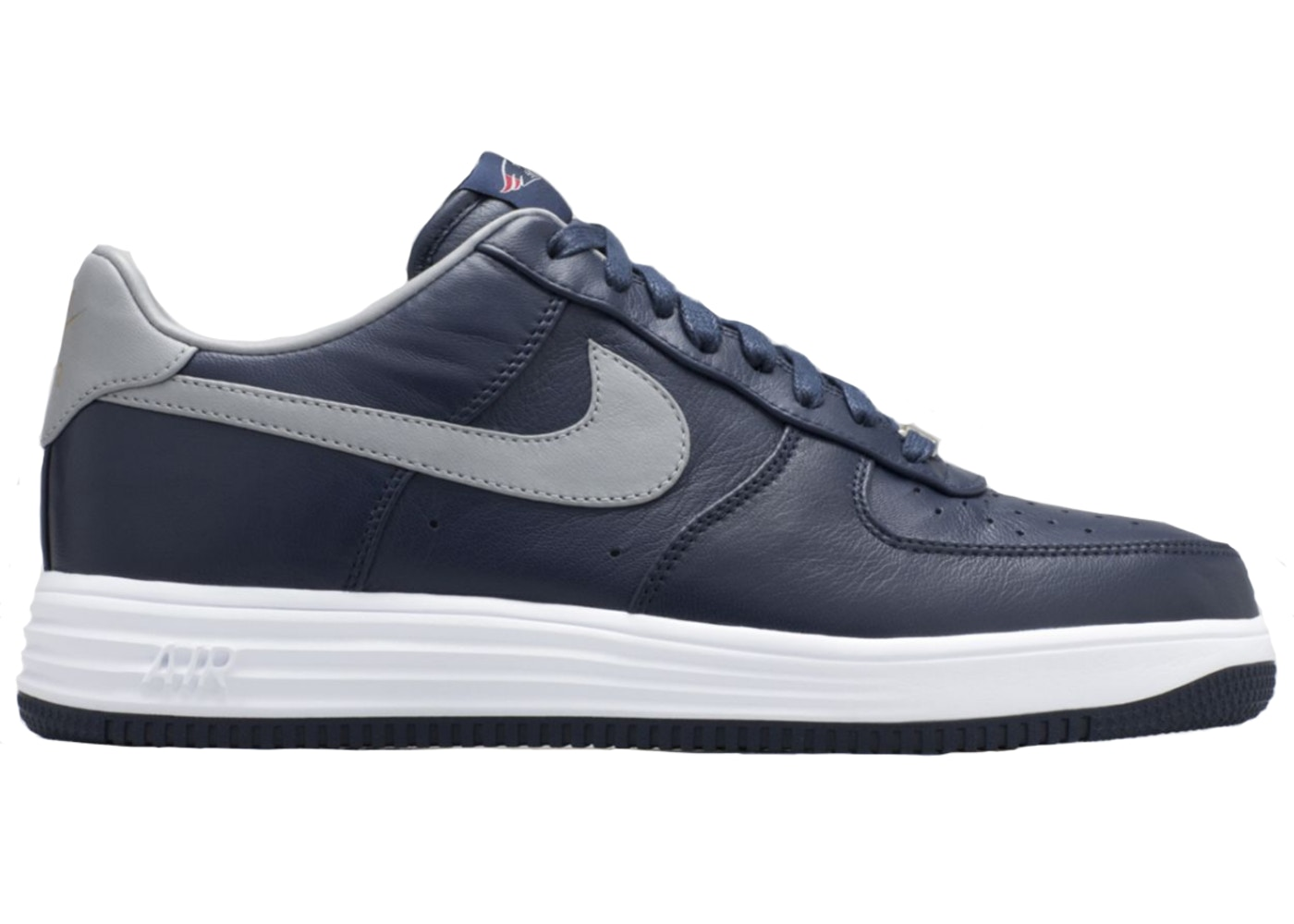 best sneakers 1f3cf 8f1b5 Lunar Force 1 Low New England Patriots - 746643-400