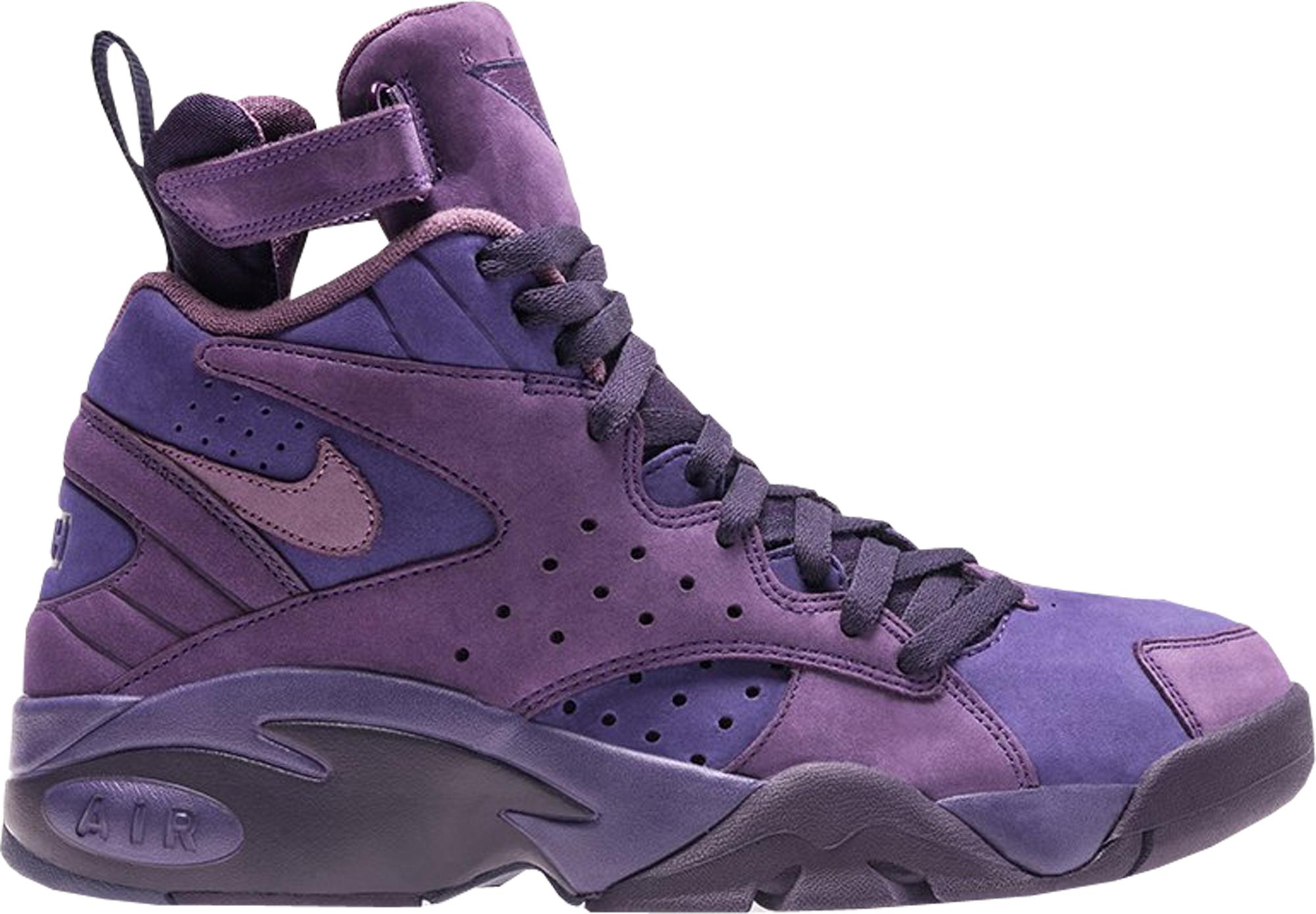 Air Maestro 2 High Kith Purple