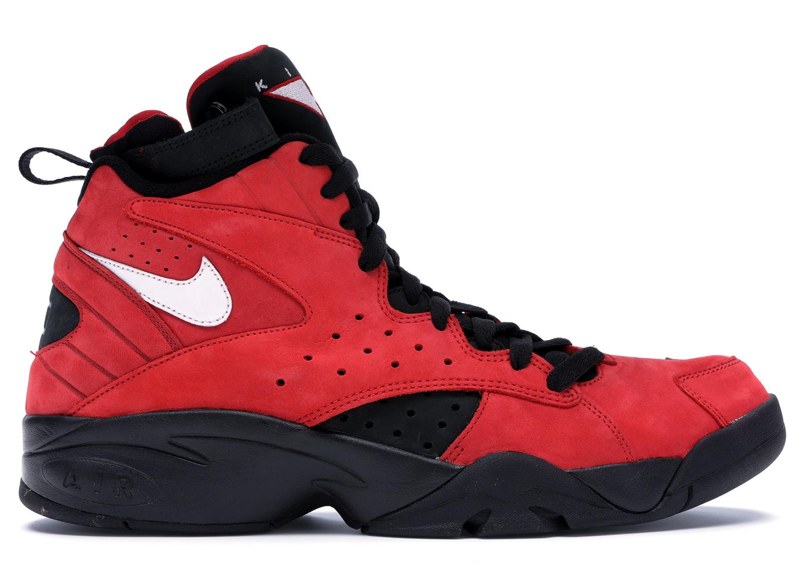 Nike Air Maestro 2 High Kith Red
