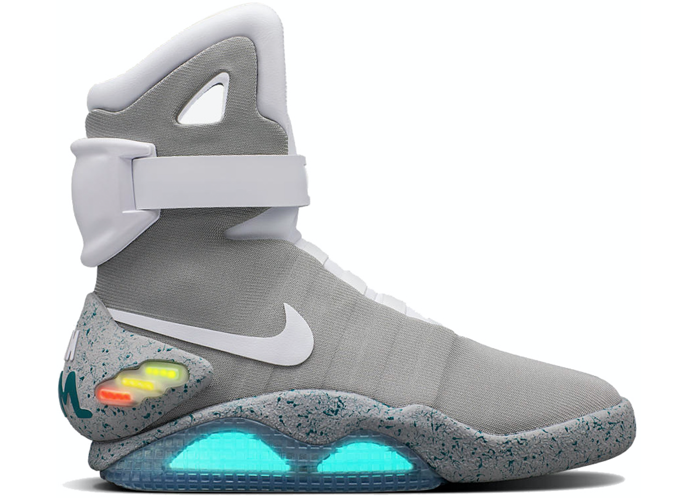Nike Air Mag Back To The Future (2016) H015 Mnothr 402