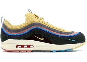Nike Air Max 1/97 Sean Wotherspoon (Extra Lace Set Only)