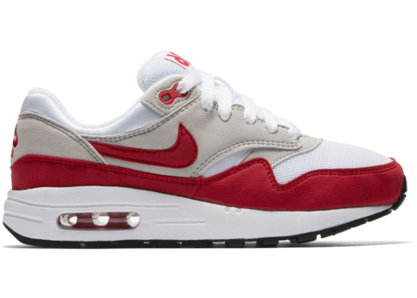 premium selection 6548e c87f7 Air Max 1 Air Max Day Red 2017 (GS)