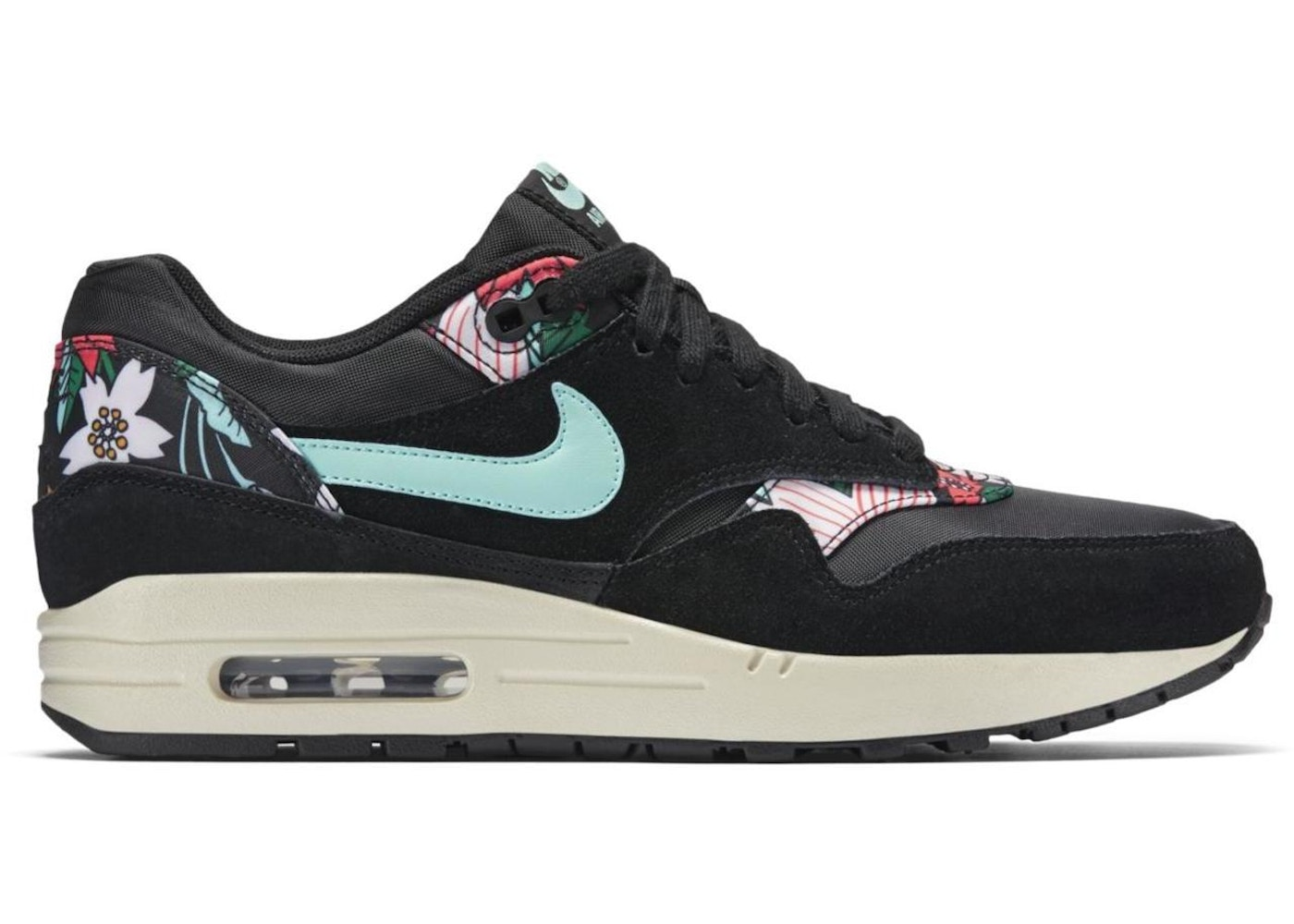 098253b6a1 Sell. or Ask. Size: 11W. View All Bids. Air Max 1 Aloha Black ...