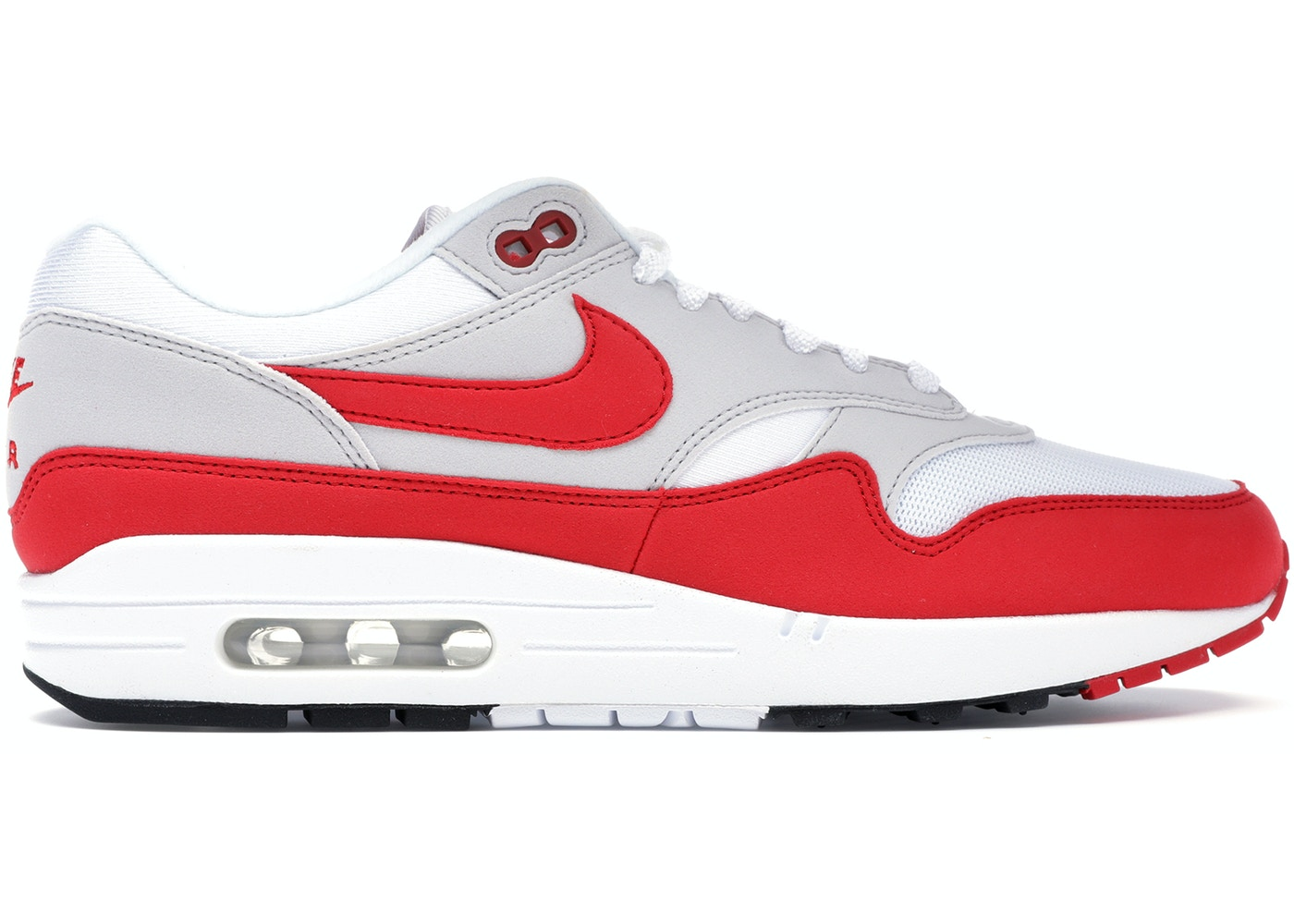 competitive price 91620 01a84 Air Max 1 Anniversary Red (2017/2018 Restock Pair)