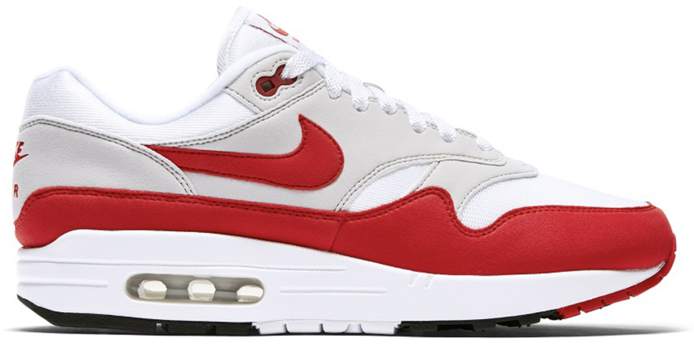 Nike Air Max 1 Rouges Ultra Essentiels