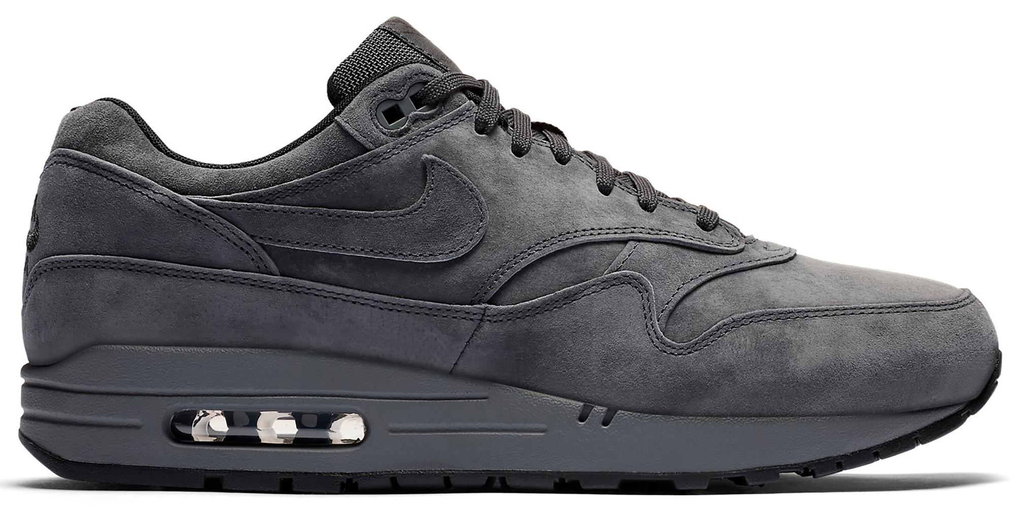Nike Air Max 1 Anthracite - 875844-010