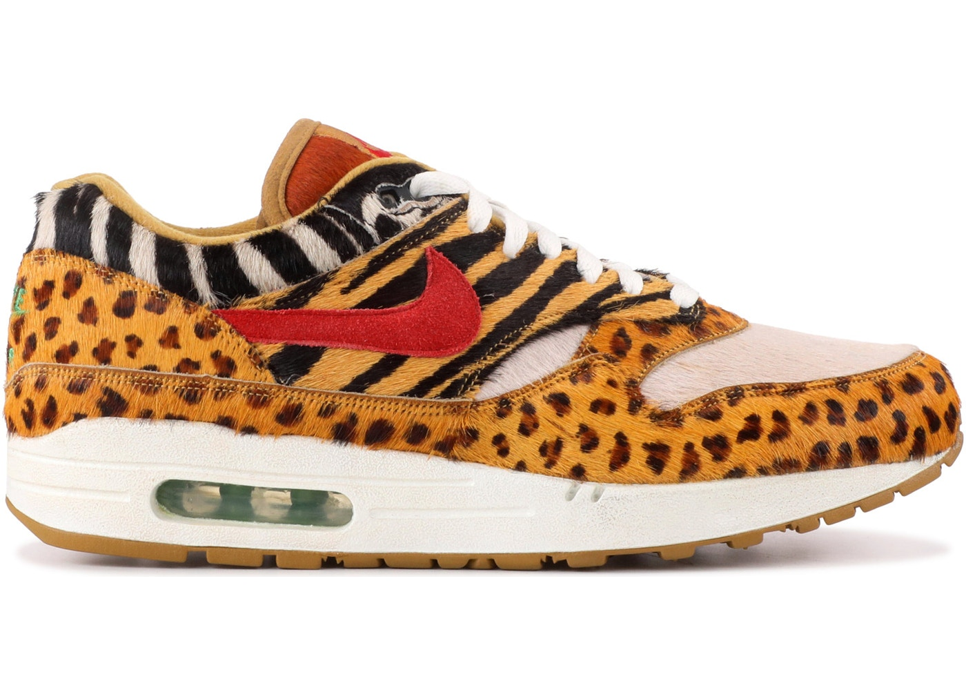 cheaper 412e8 3ba50 Sell. or Ask. Size: 12. View All Bids. Air Max 1 Atmos Animal ...
