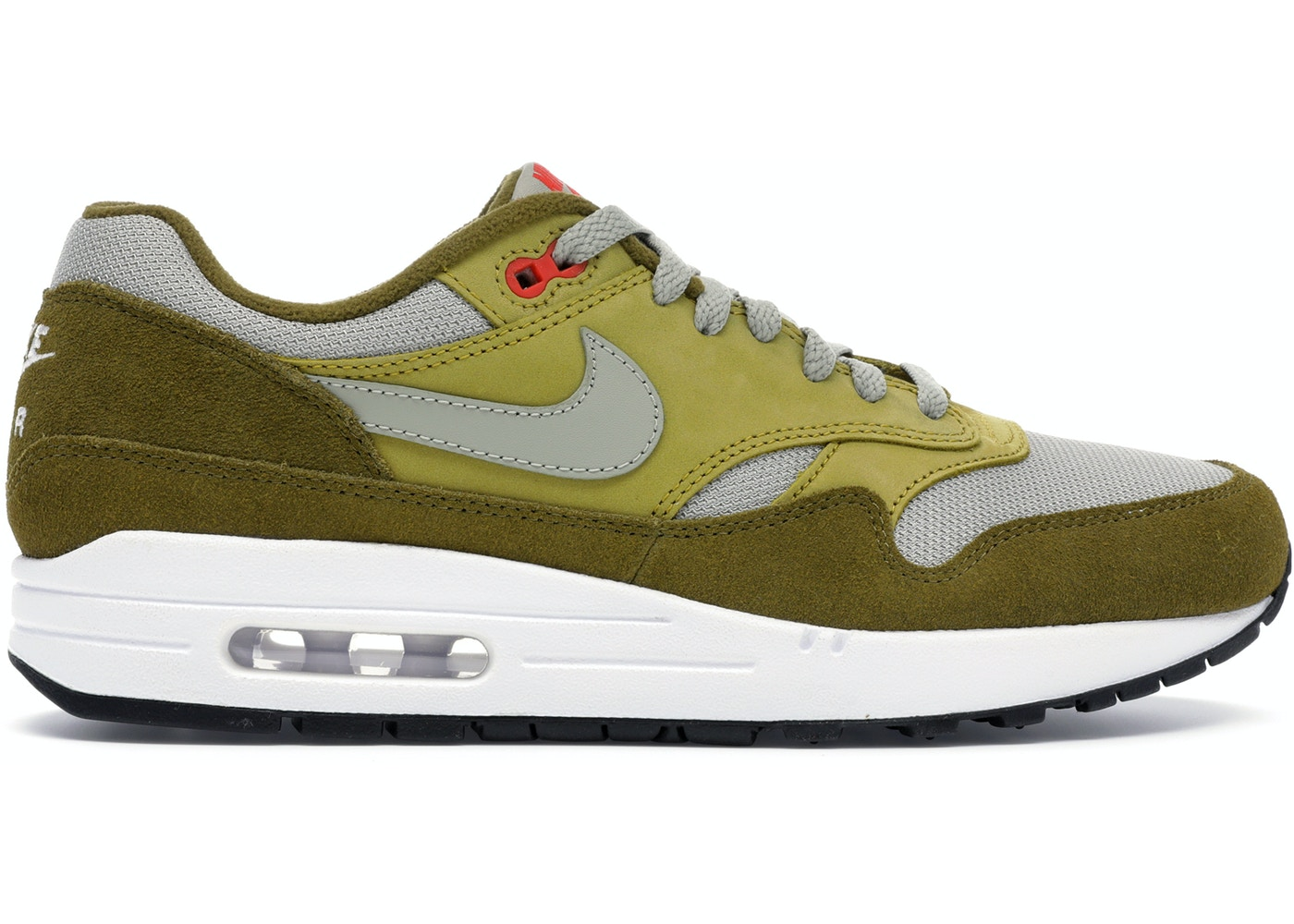 buy online e2c34 7da90 Air Max 1 Curry Pack (Olive) - 908366-300