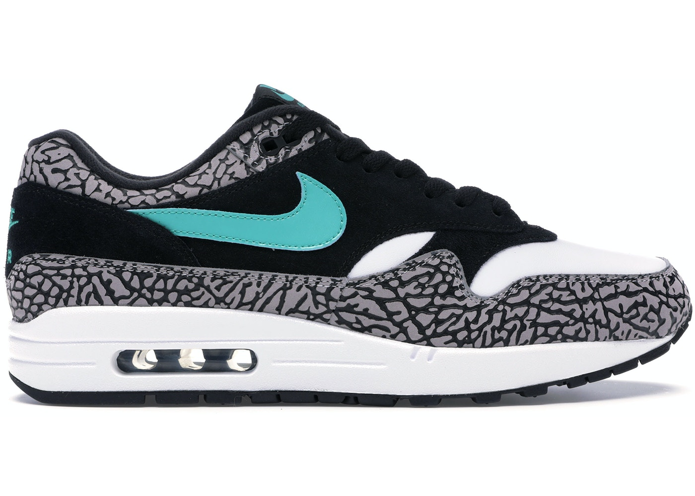 on sale 20481 bb8b0 Air Max 1 Atmos Elephant (2017) - 908366-001