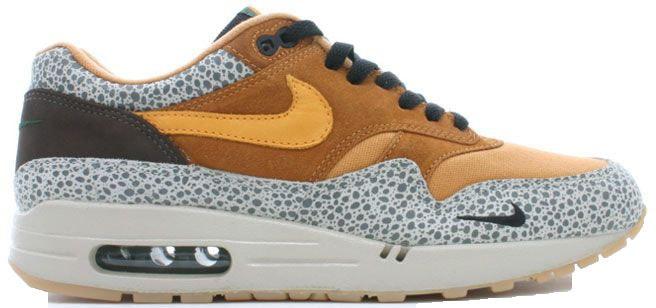 ... Air Max 1 Atmos Safari (2002) atmos x Nike ...