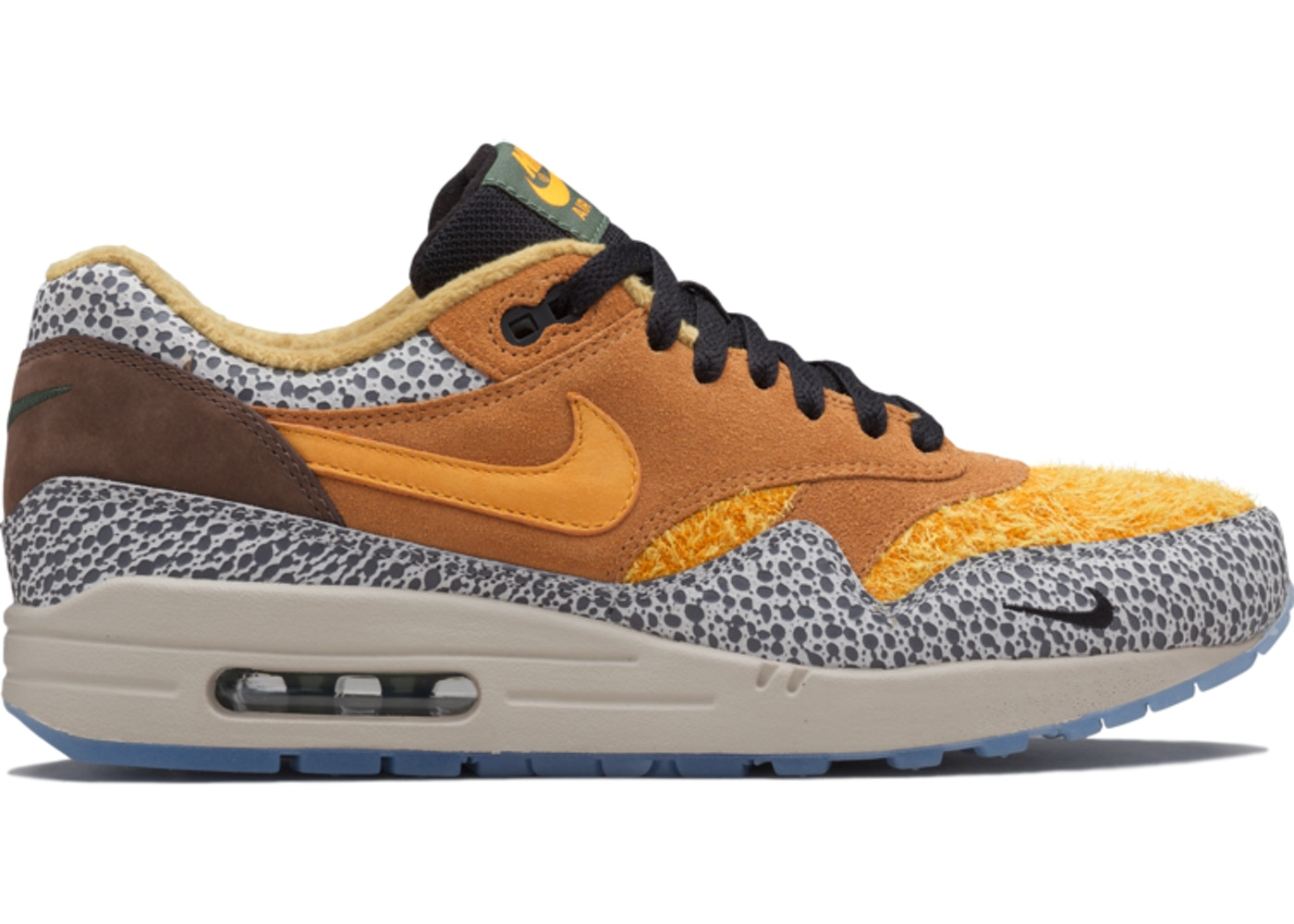 low priced cd45c 0c31a Air Max 1 Atmos Safari (2016) - 665873-200