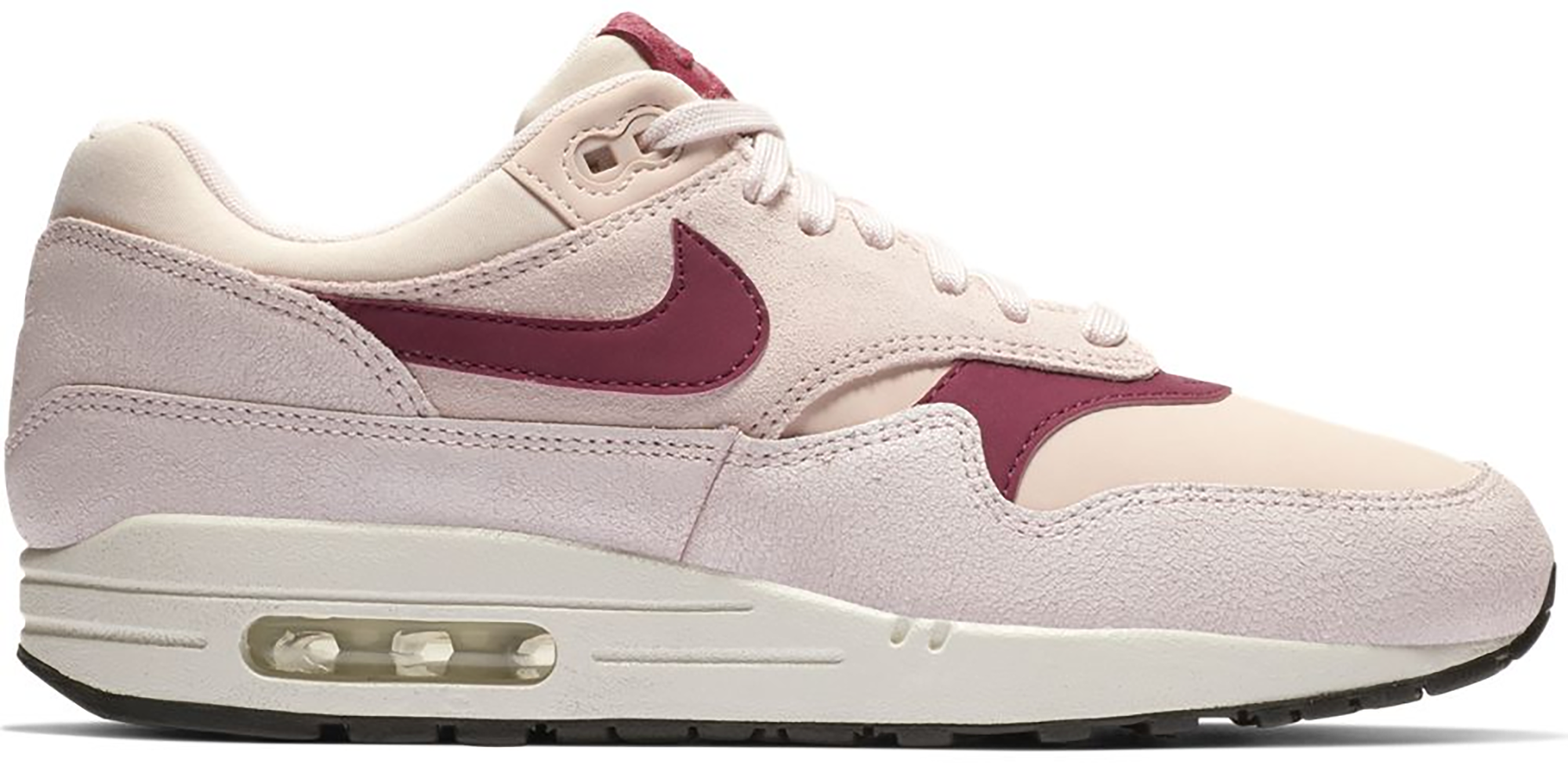 Nike Air Max 1 Barely Rose True Berry